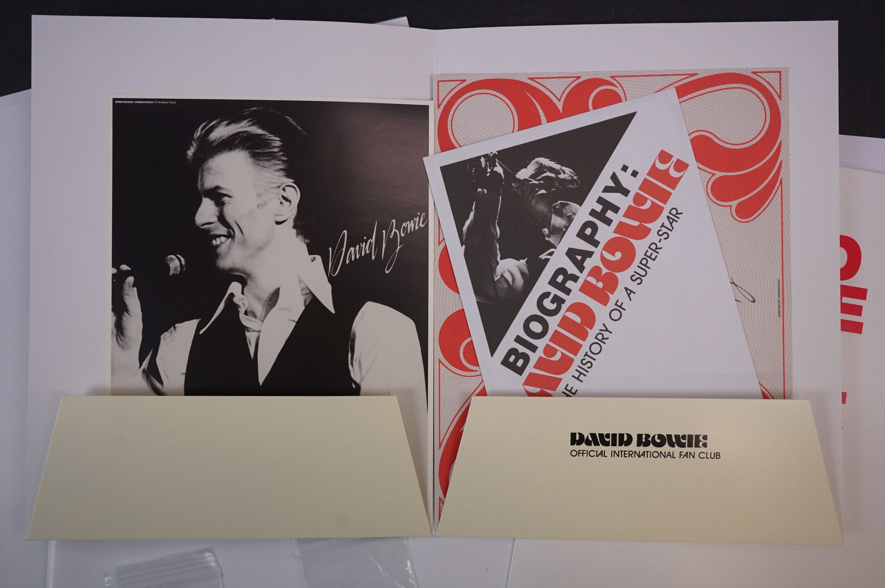 Vinyl / CD / DVD - David Bowie Station To Station Deluxe Box Set, vg - Image 12 of 15
