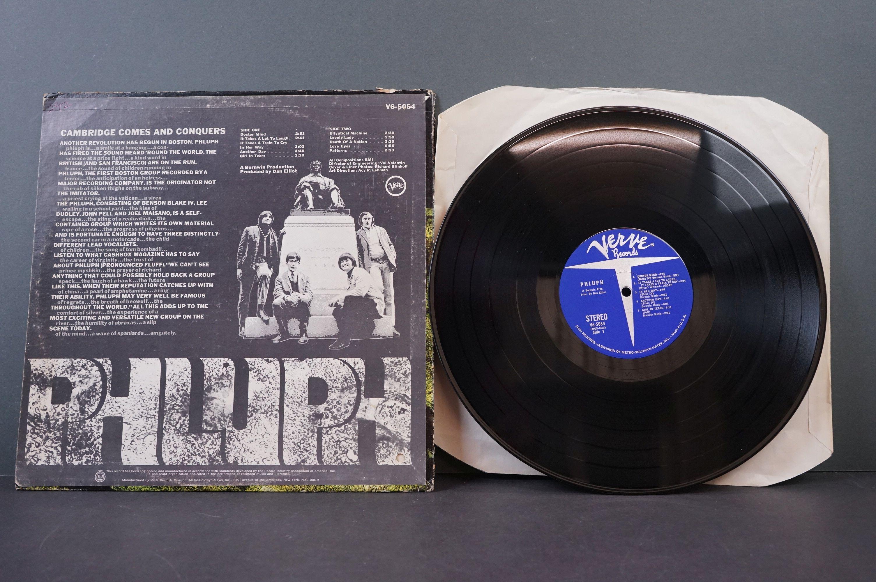 Vinyl - Psych - Three original Rare US pressing Psych albums. Maypole - Maypole (1971 US, Colossus - Image 5 of 8