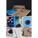 Vinyl - Collection of over 70 45's spanning genres and decades including Fleetwood Mac, Chicken