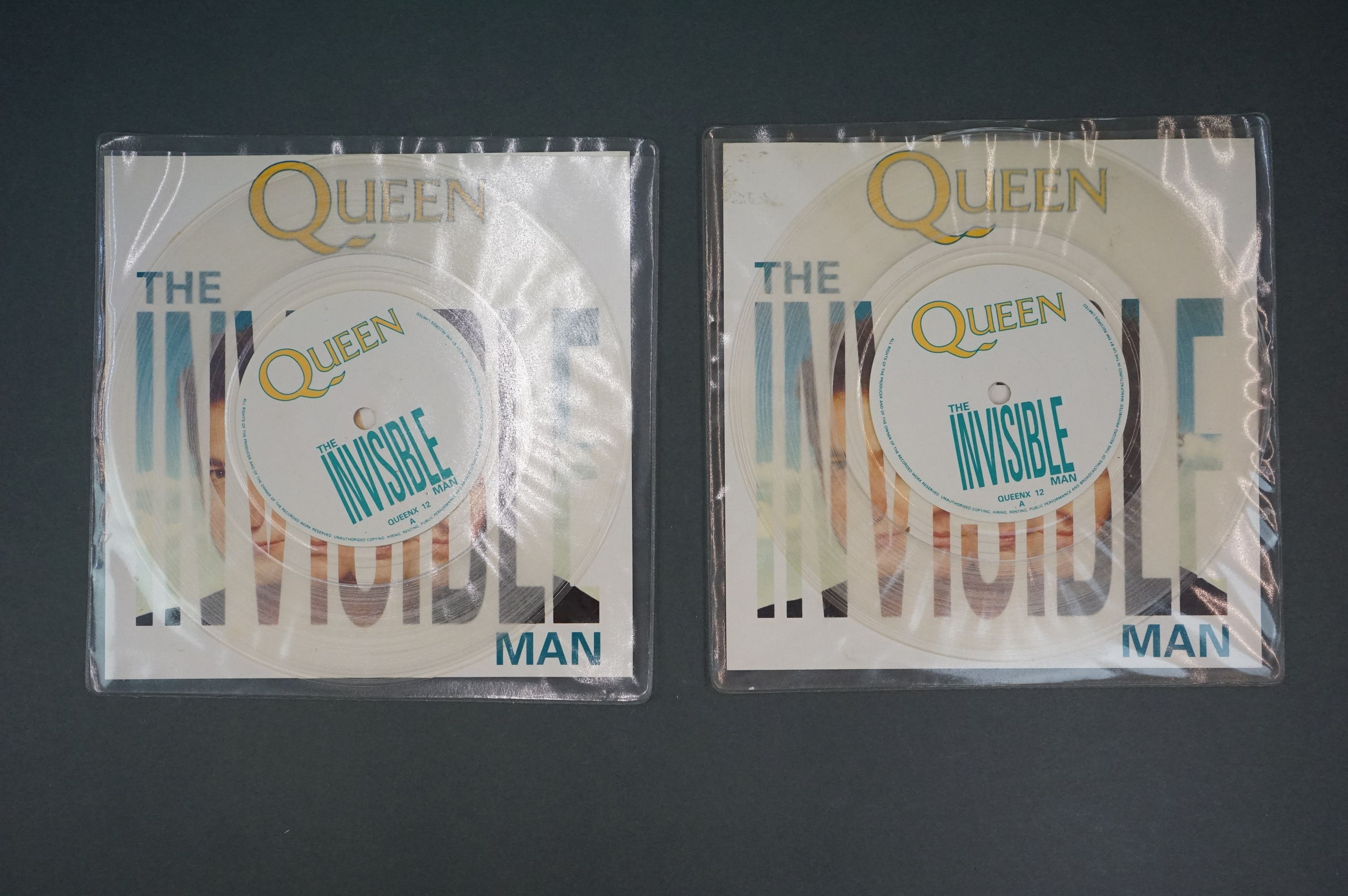 Vinyl - Queen & related collection of 7 inch singles including 12 x No One But You Ltd Edn picture - Image 6 of 11