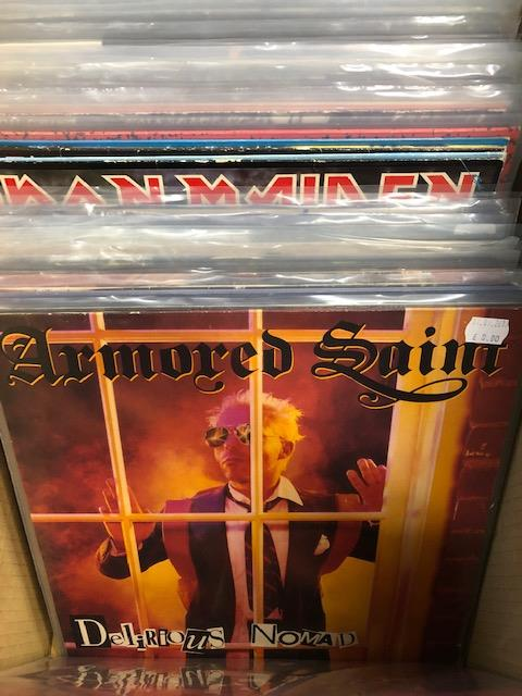 Vinyl - Approx 65 Rock & Metal LP's featuring KISS, Queen, Black Widow, Iron Maiden, AC/DC and more - Image 10 of 27