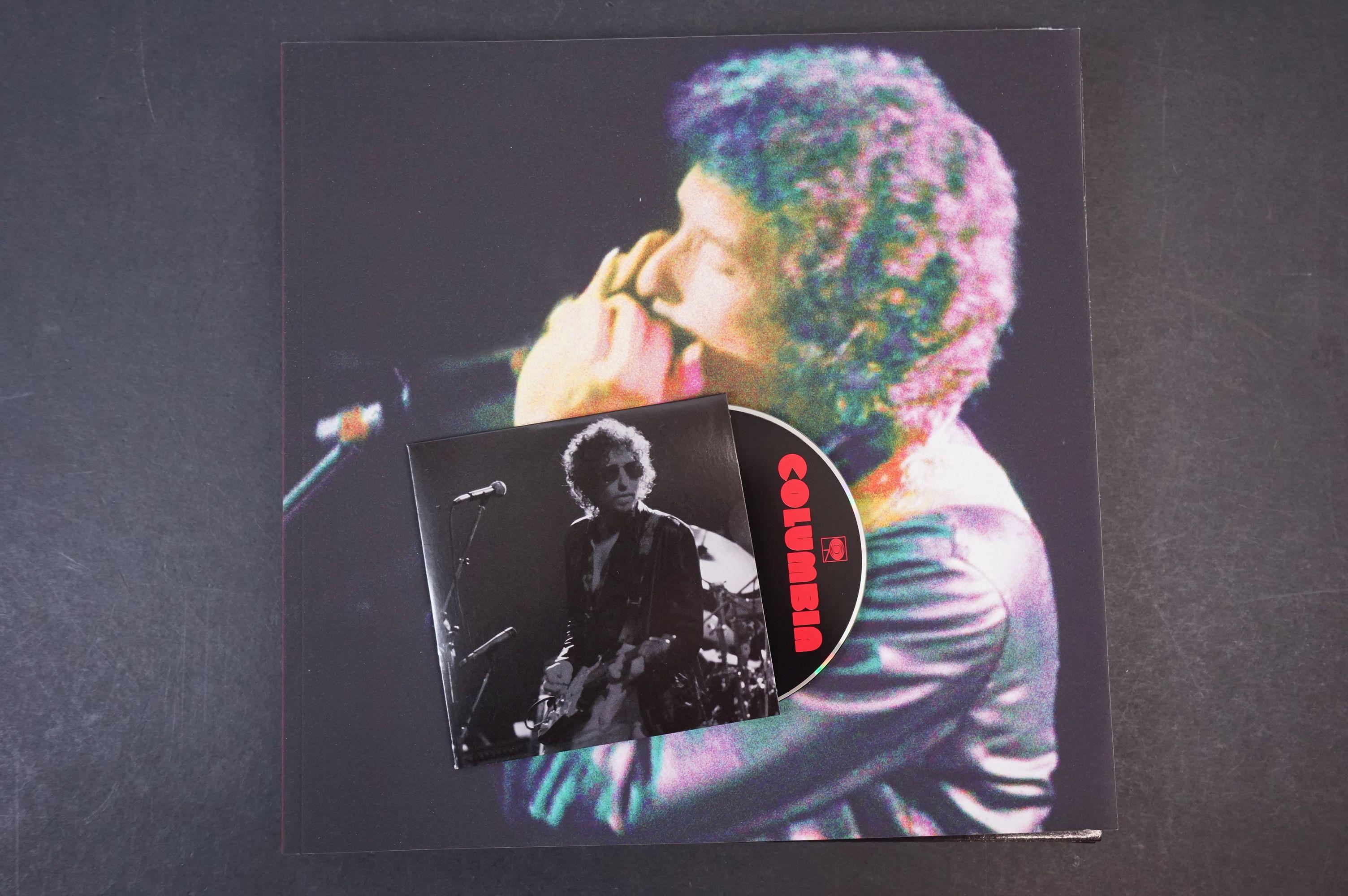 Vinyl - Bob Dylan Trouble No More The Bootleg Series vol 13 1979-1981 4 LP Box Set, ex - Image 8 of 9