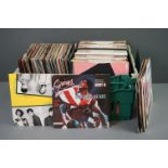 """Vinyl - Around 190 80s Pop 7"""" 45s mainly covering the 80s to include Duran Duran, The Police, Joan"""