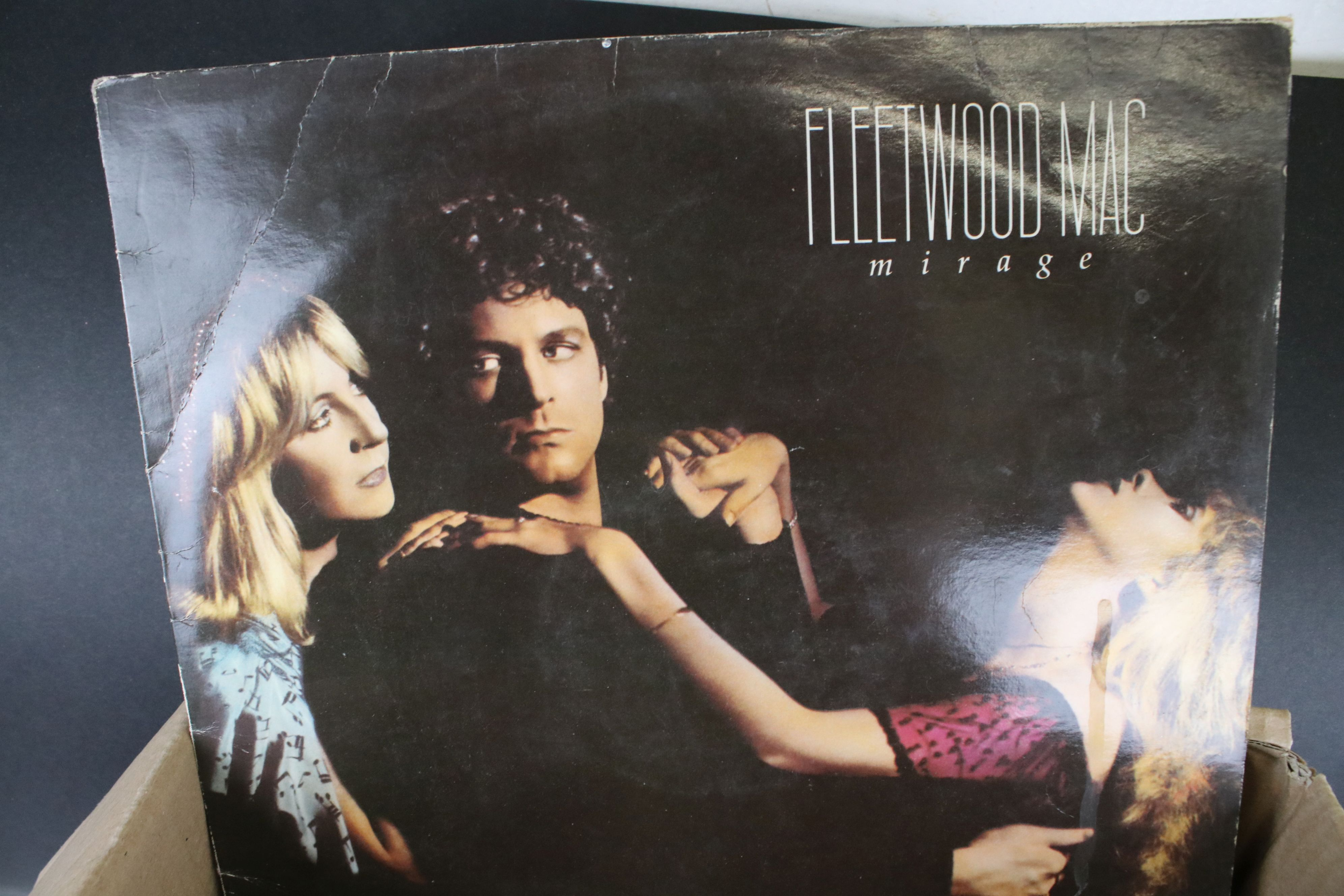 Vinyl - Rock & Pop collection of approx 45 LP's featuring Cat Stevens, Bad Company, Fleetwood Mac, - Image 10 of 10