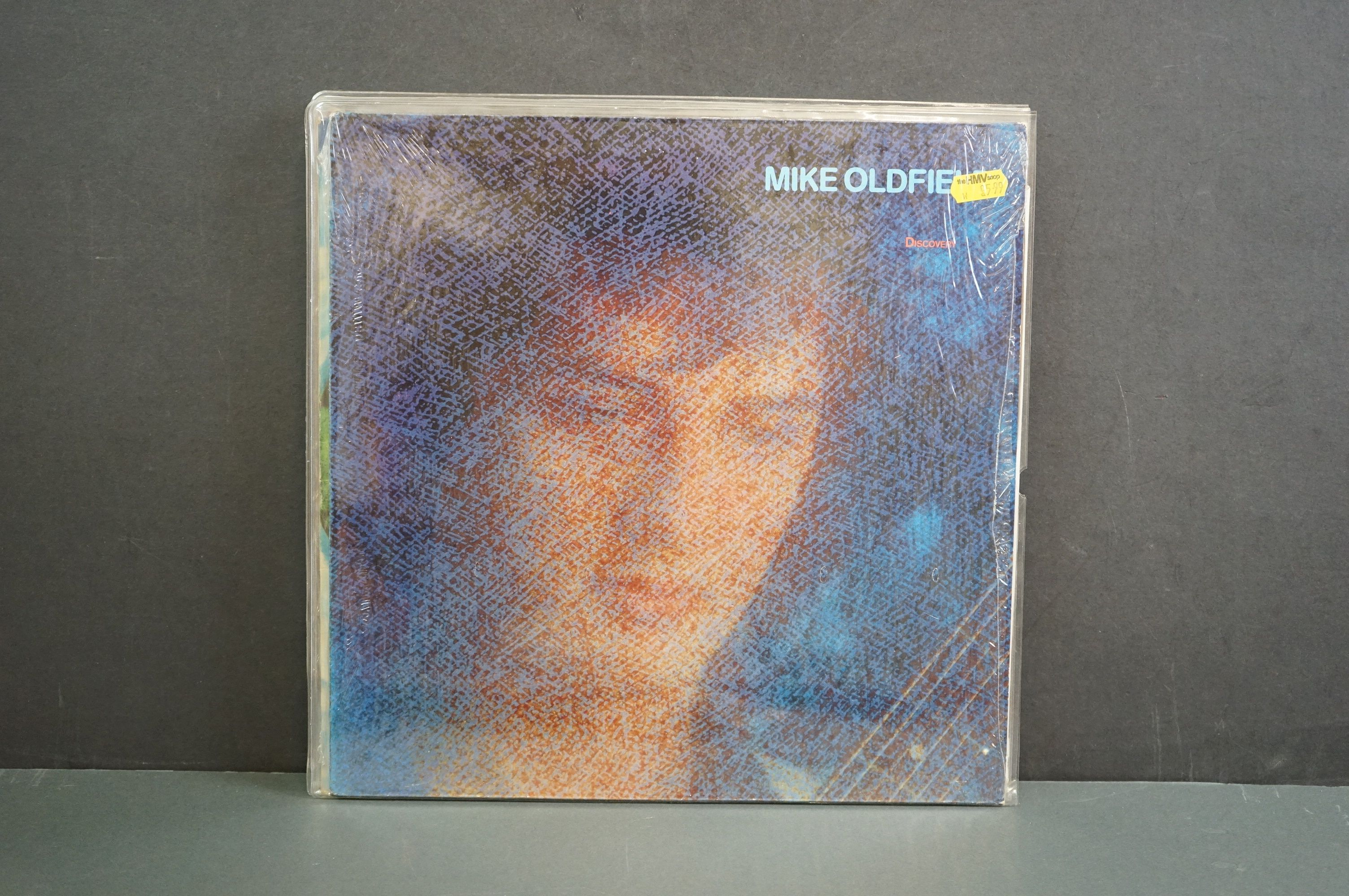 Vinyl - 14 Mike Oldfield LPs to include Tubular Bells, Five Miles Out, Best Of, Discovery etc, - Image 9 of 15
