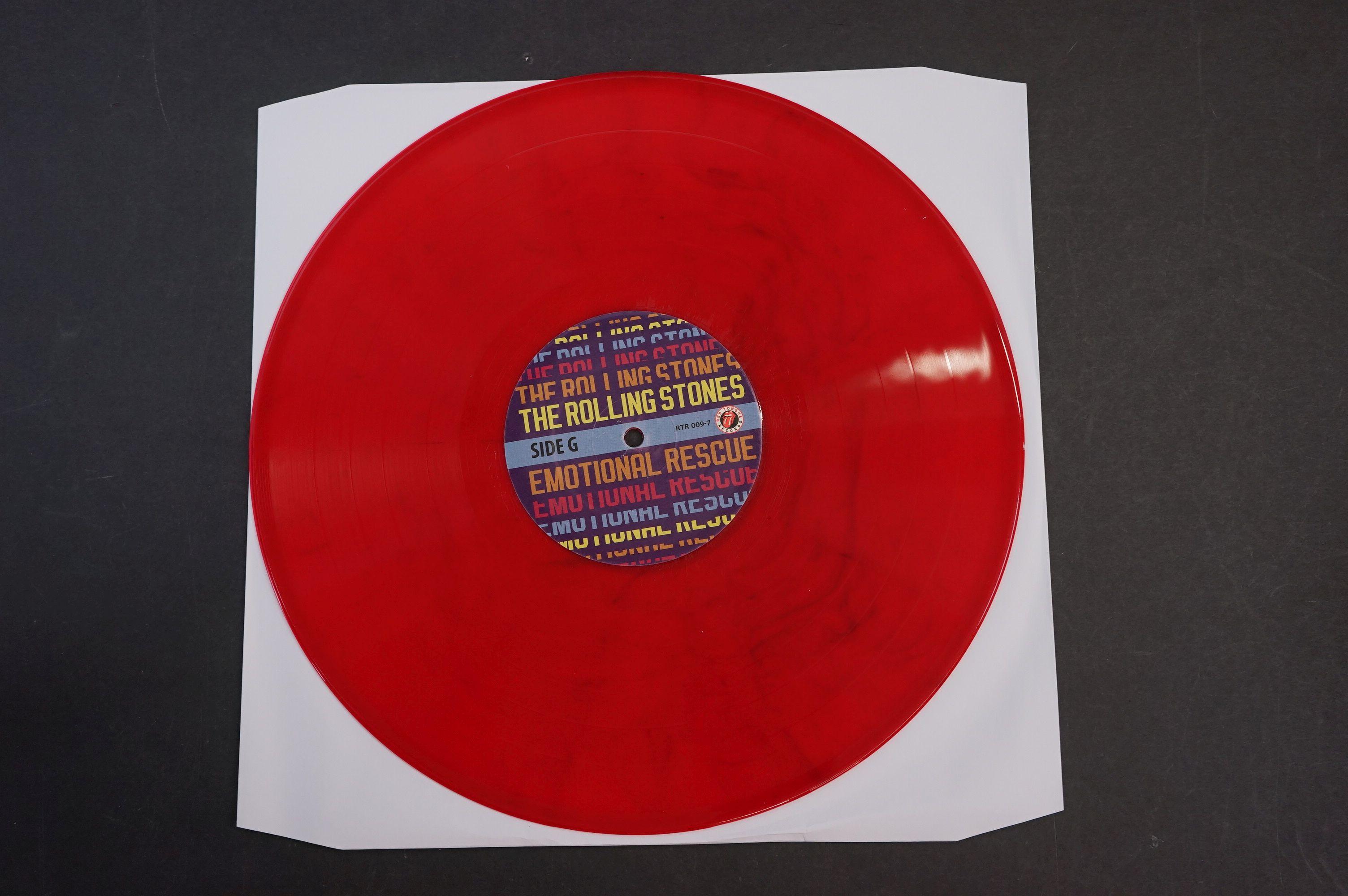 Vinyl - ltd edn The Real Alternate Album Rolling Stones Emotional Rescue 4 LP / 2 CD Box Set, - Image 9 of 12