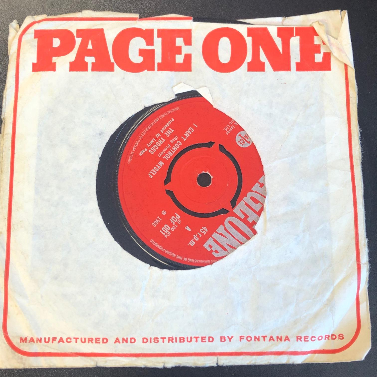 Vinyl - Collection of over 70 45's spanning genres and decades including Fleetwood Mac, Chicken - Image 12 of 15