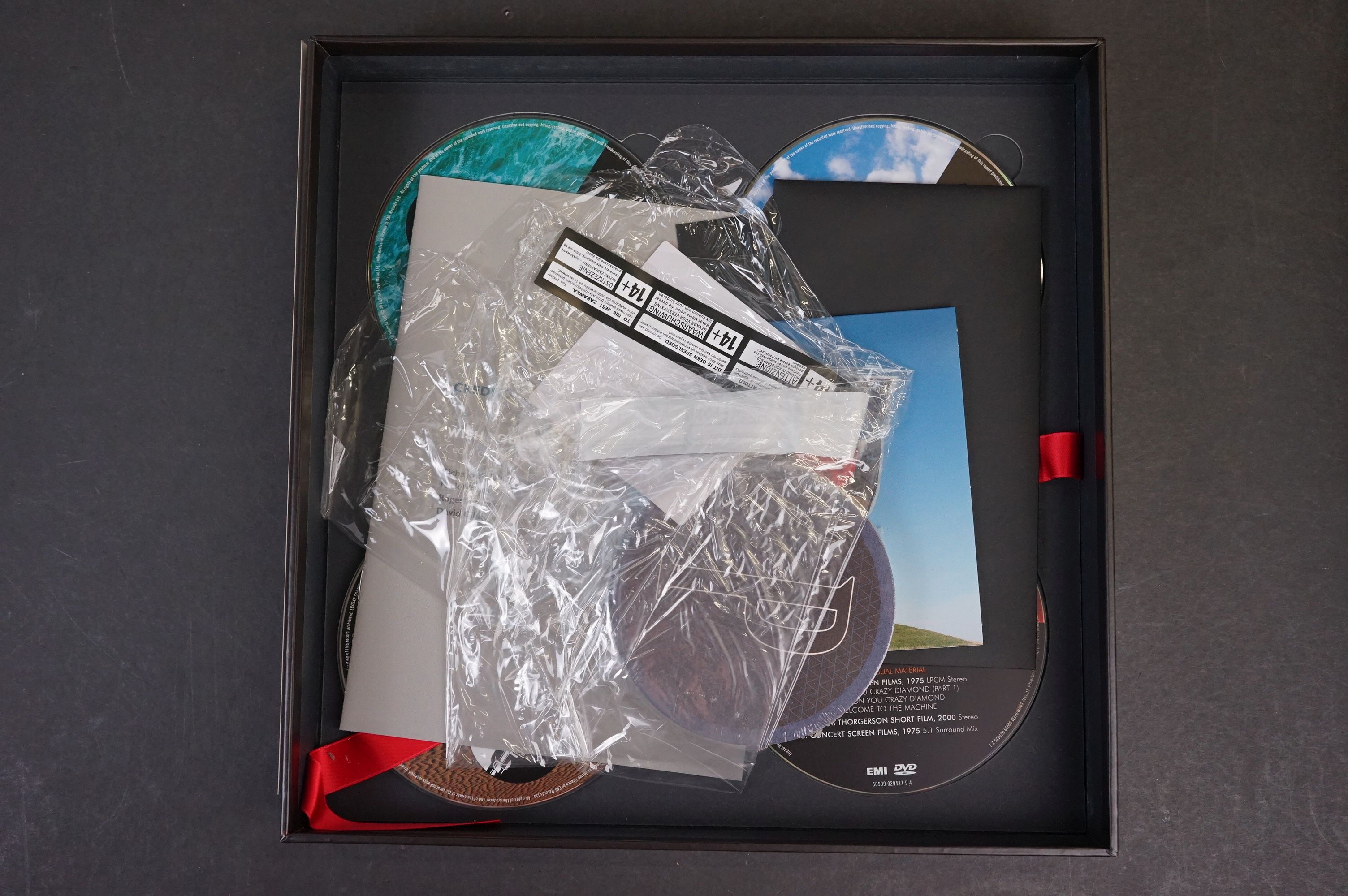 CD / DVD / Bluray - Pink Floyd Wish You Were Here 5 disc box set ex - Image 7 of 13