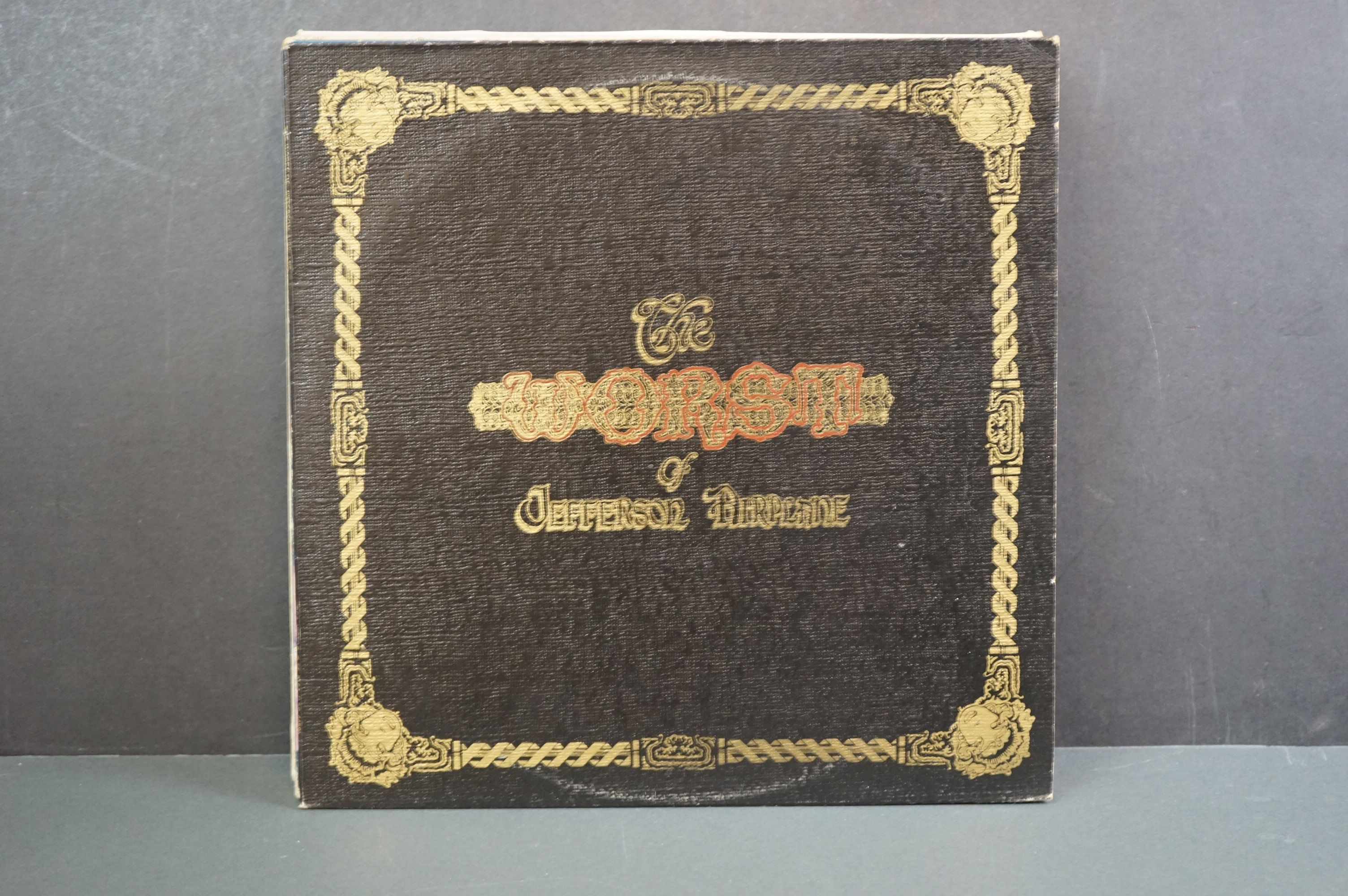 Vinyl - 10 Jefferson Airplane LPs to include Surrealistia Pillow / After Bathing at Baxter's (89301) - Image 2 of 16