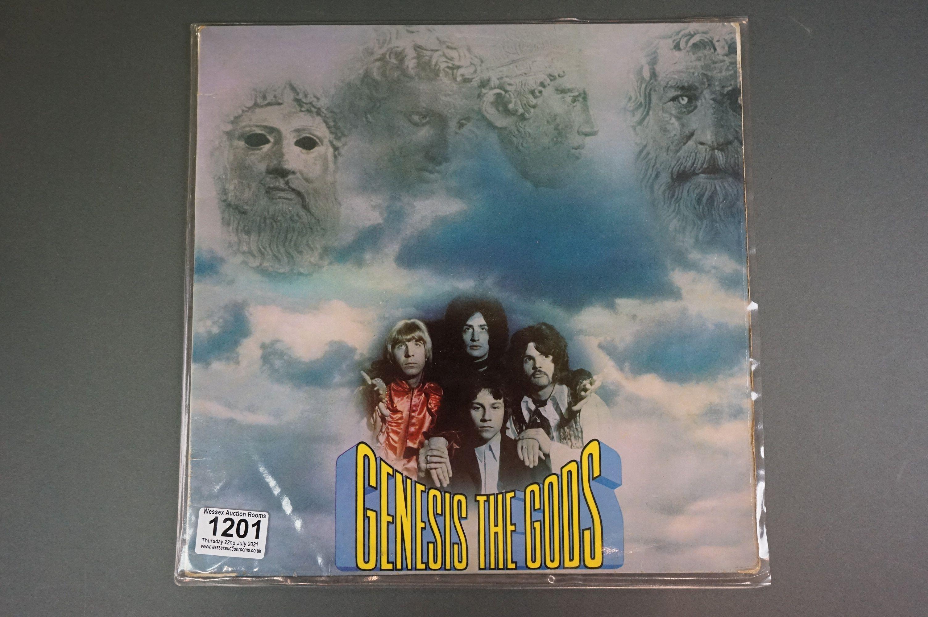 Vinyl - The Gods - Genesis LP SCX6286 sold in UK to label, sleeve and vinyl vg+