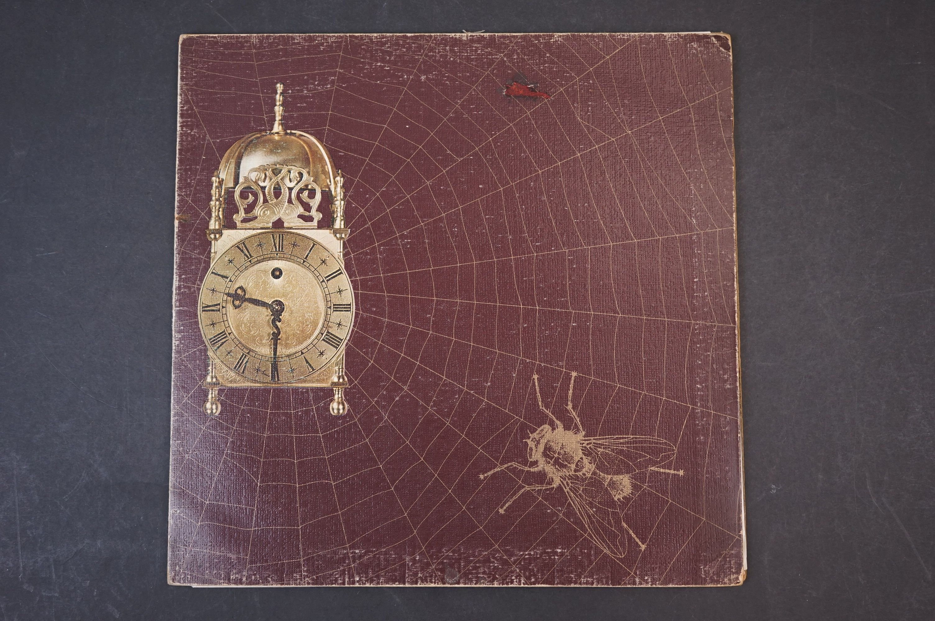 Vinyl - 9.30 Fly self titled LP on Ember NR5062 stereo, textured gatefold sleeve, writing to