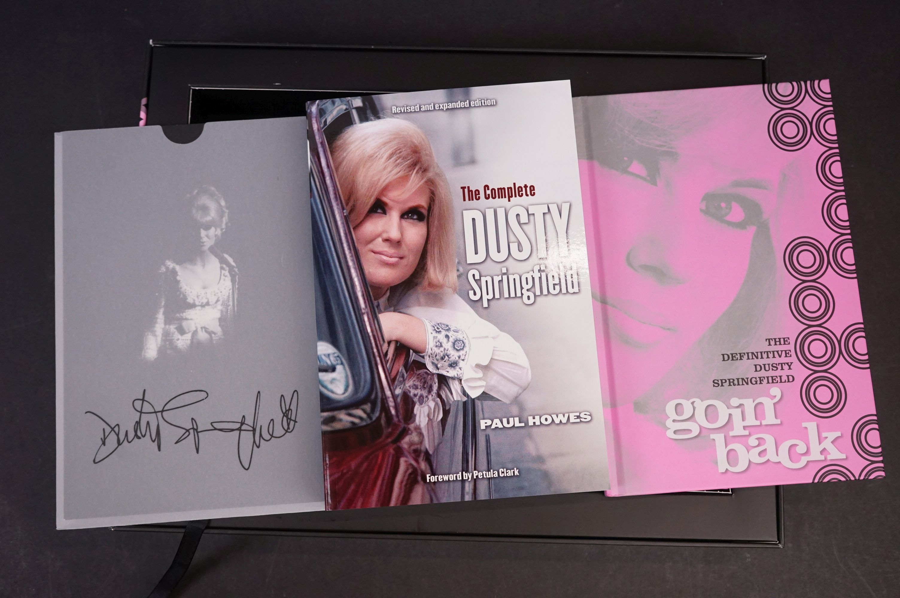 CD / DVD - Dusty Springfield Goin' Back The Definitive Box Set, ltd edn number 00128, ex with some - Image 3 of 8