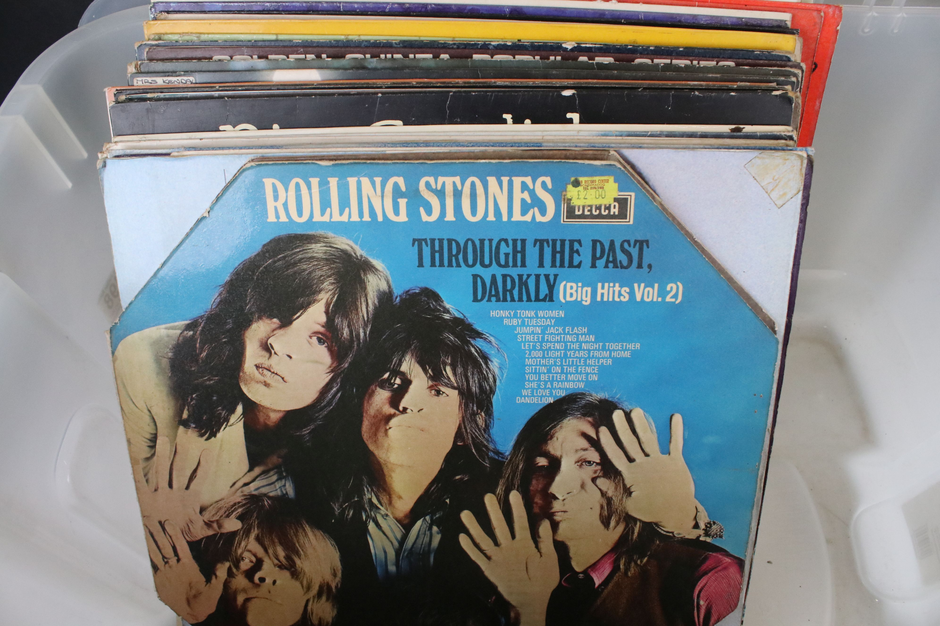 Vinyl - Rock / Pop / Classical - collection of approx 30 LP's to include The Rolling Stones (Spanish - Image 5 of 9