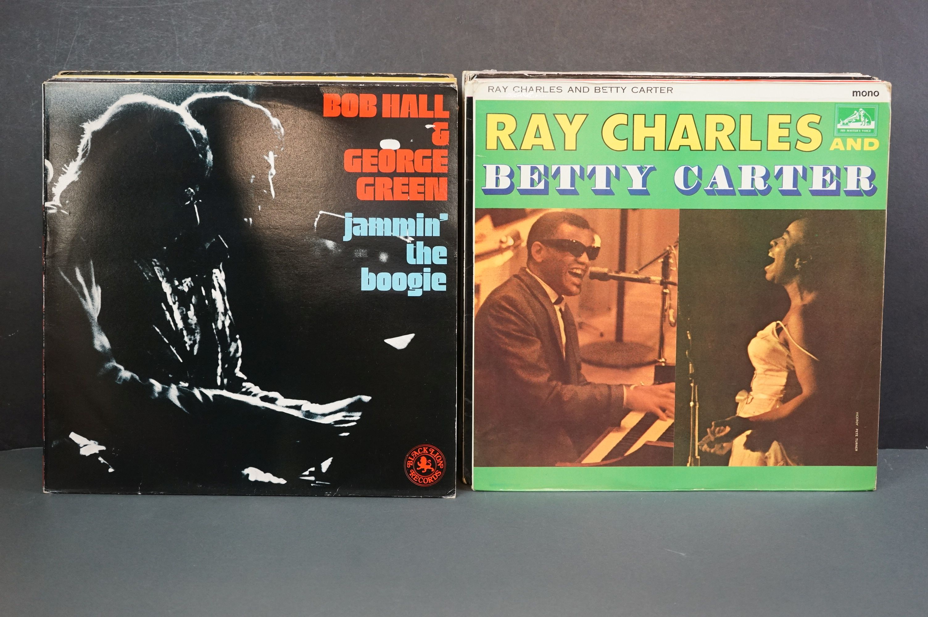 Vinyl - Around 30 Jazz LPs to include Woody Shaw, Ken Collyer, Billie Holiday, Milt Jackson, - Image 3 of 18