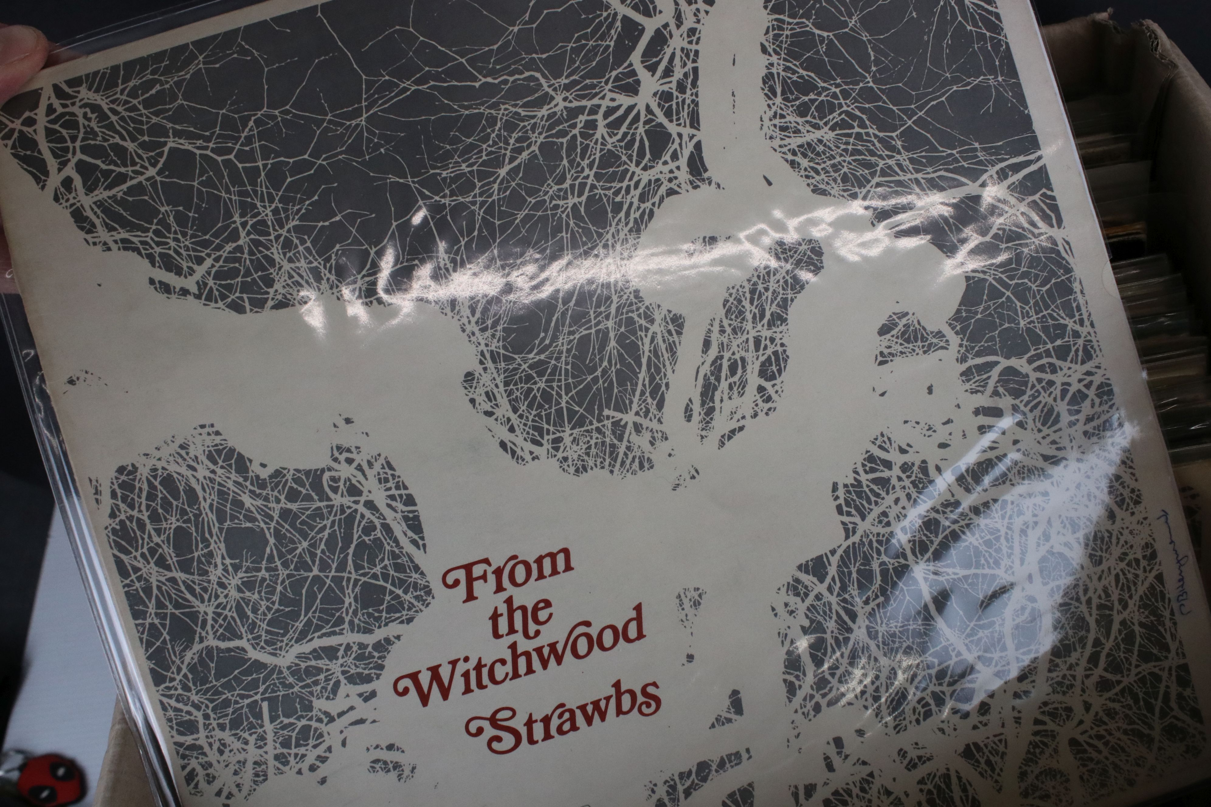 Vinyl - Around 30 Folk LPs to include The Strawbs, Pentangle, Richard & Linda Thompson, Fairport - Image 4 of 11