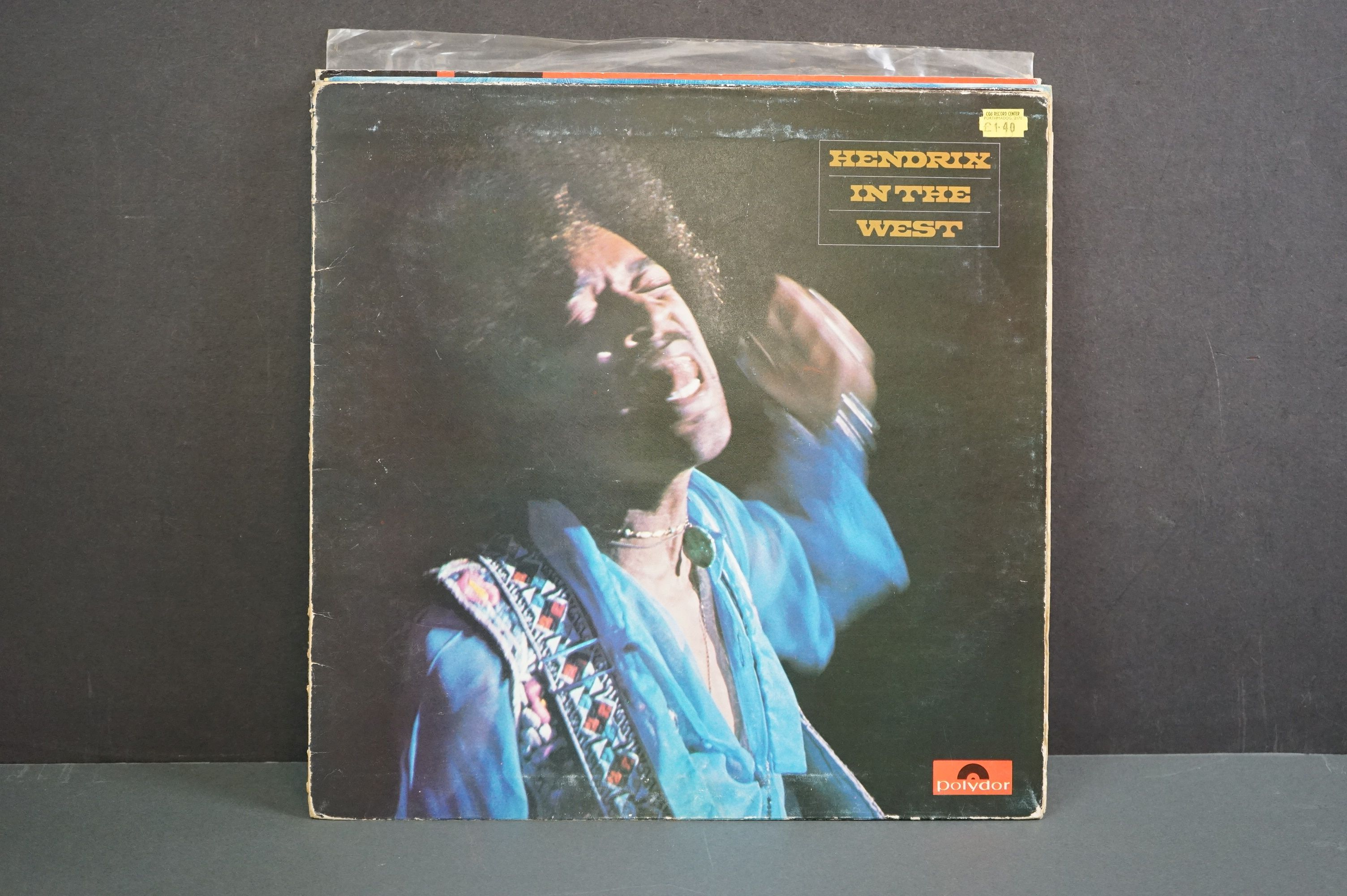 Vinyl - Nine Jimi Hendrix LPs to include Smash Hits, Hey Joe (Italian pressing), Stone Free, Jimi - Image 5 of 9