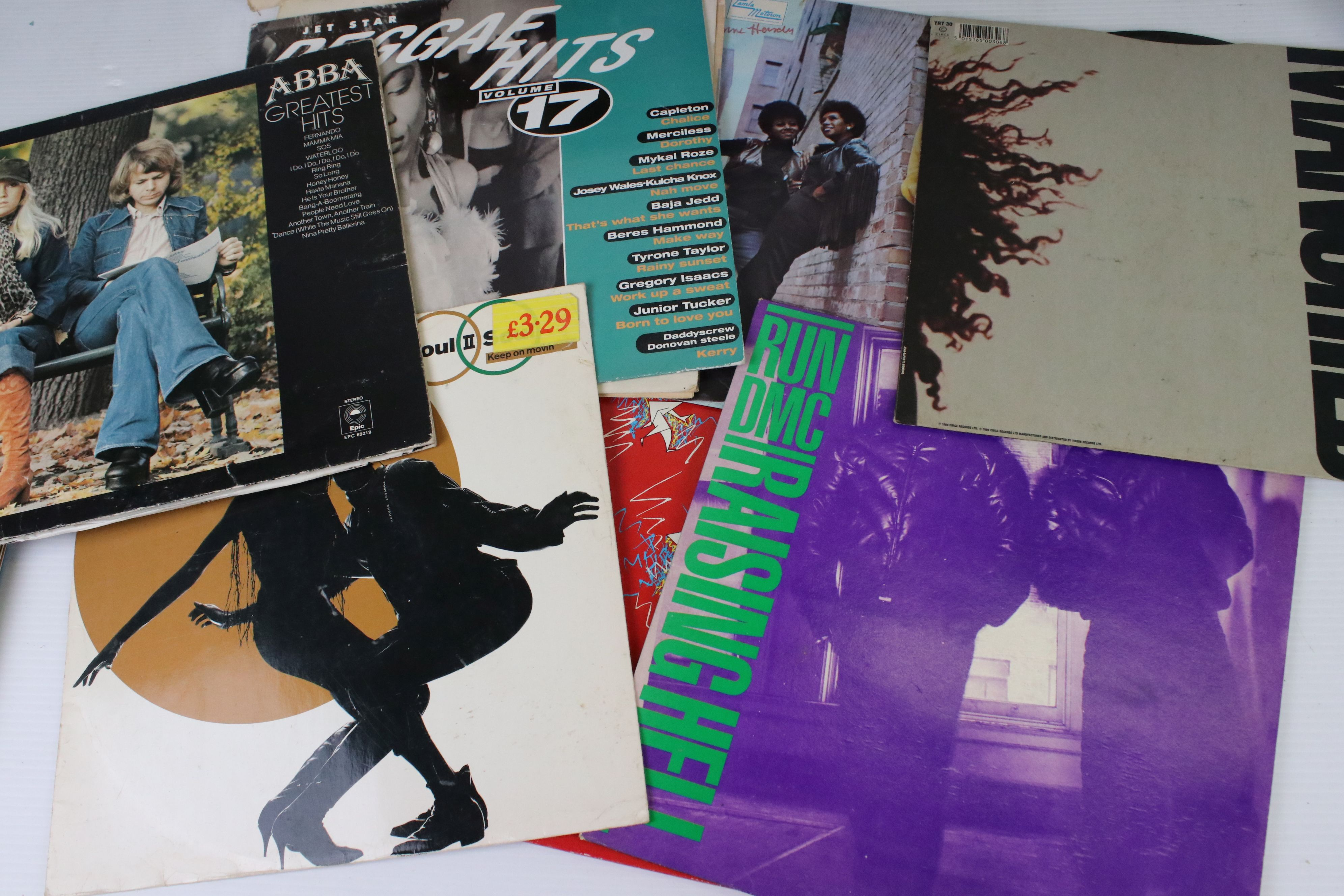 Vinyl - 23 LPs to include compilations such as Backtrack 1 on Track Records, Fifty Years of Film box - Image 2 of 2