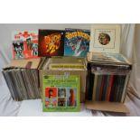 Vinyl & CD Box Sets - Over 180 LPs and 14 x Box Sets featuring Brenda Lee, Hank Locklin etc, vg+ (