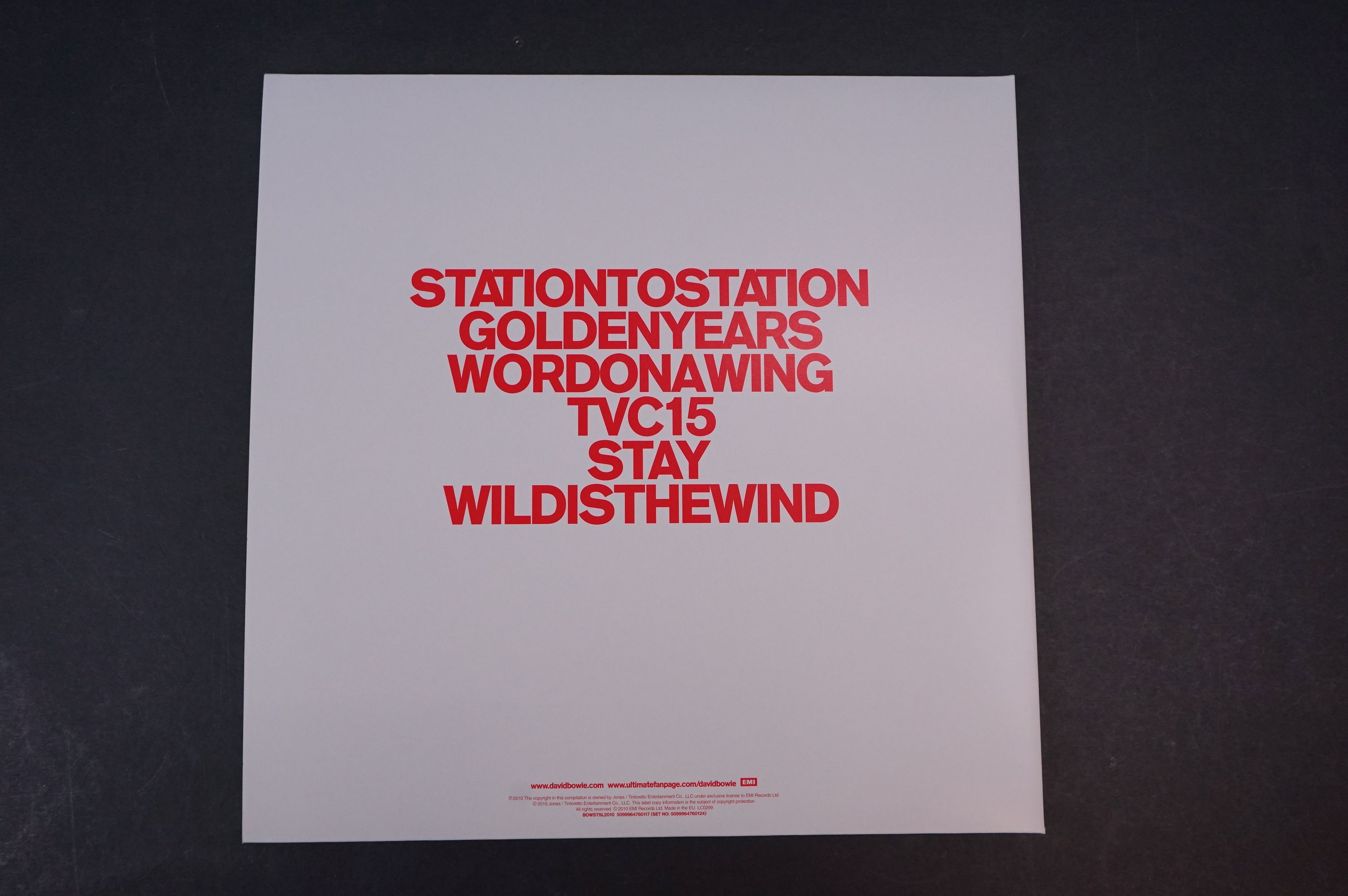 Vinyl / CD / DVD - David Bowie Station To Station Deluxe Box Set, vg - Image 9 of 15
