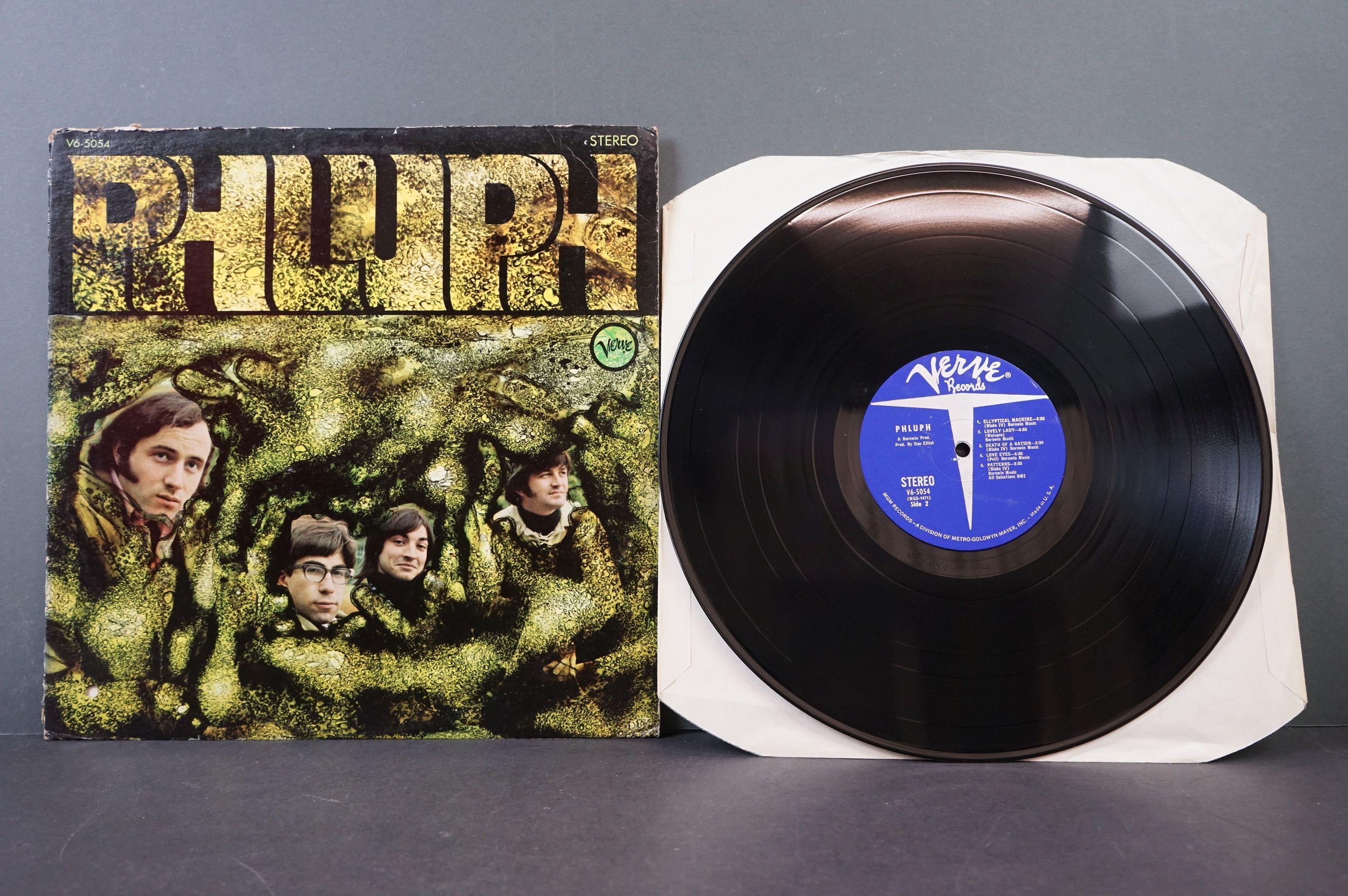 Vinyl - Psych - Three original Rare US pressing Psych albums. Maypole - Maypole (1971 US, Colossus - Image 4 of 8
