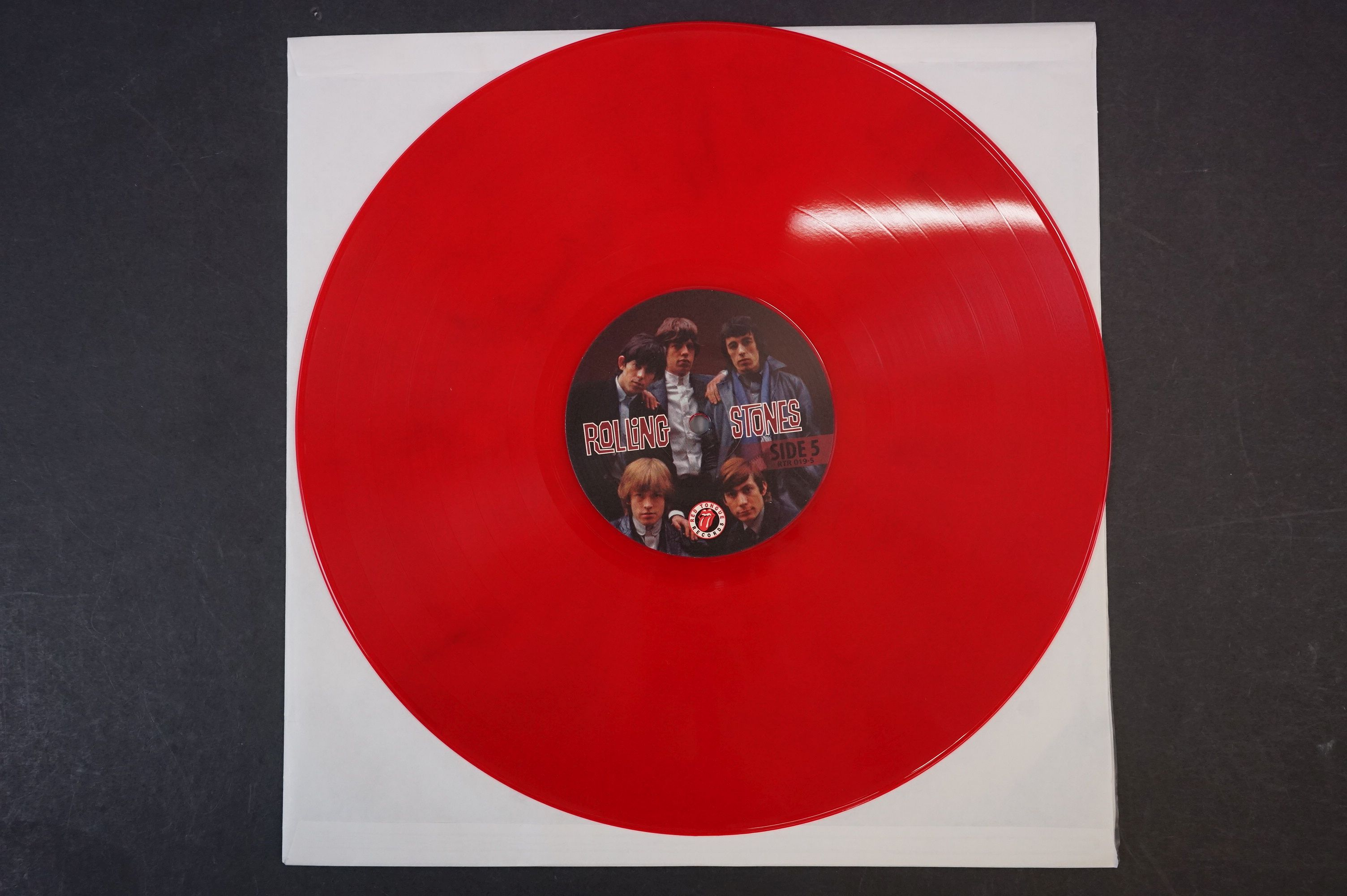Vinyl - ltd edn The Rolling Stones The Brian Jones Years 5 LP / 3 CD Box Set RTR019, heavy - Image 7 of 12