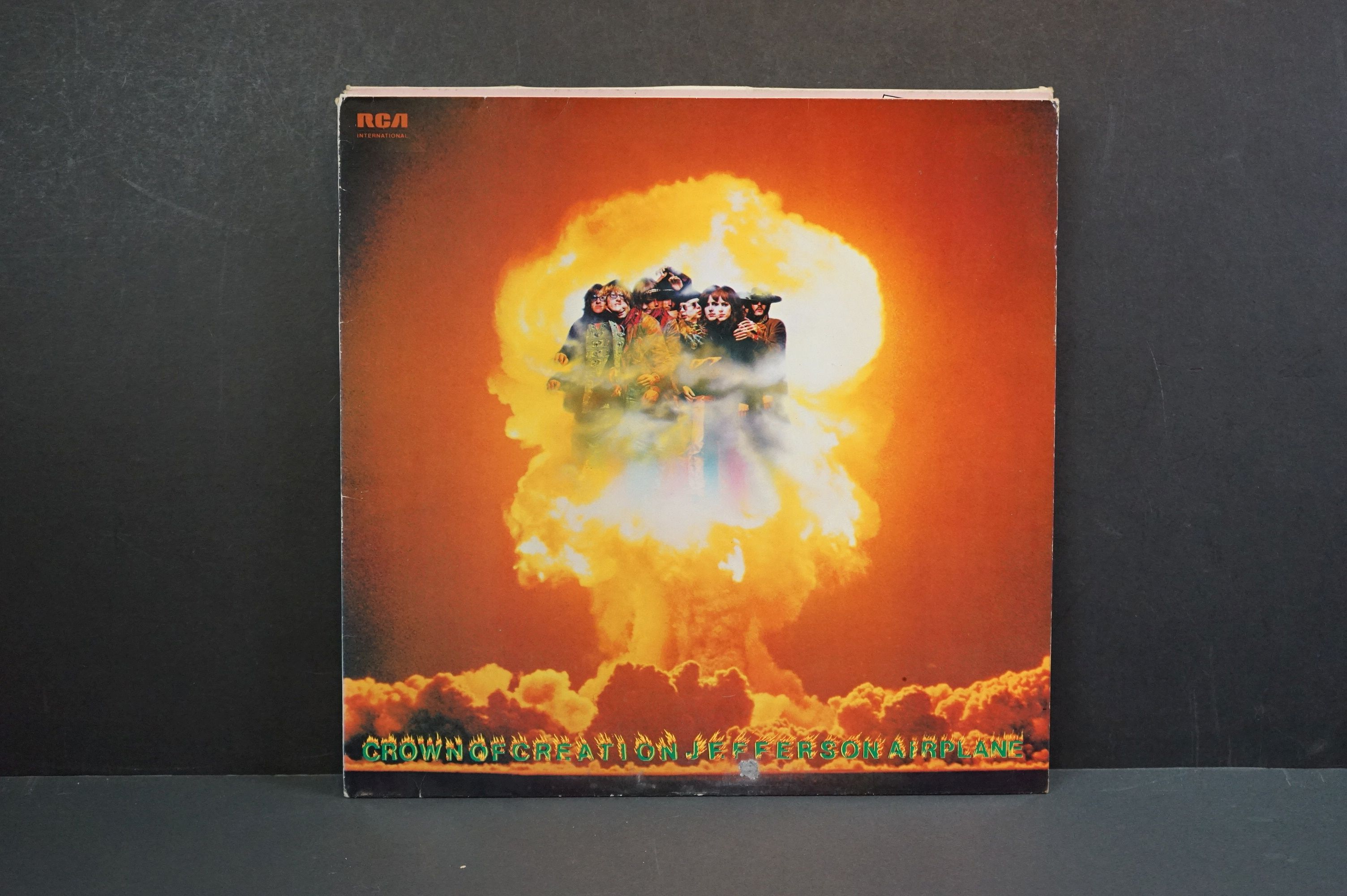 Vinyl - 10 Jefferson Airplane LPs to include Surrealistia Pillow / After Bathing at Baxter's (89301) - Image 12 of 16