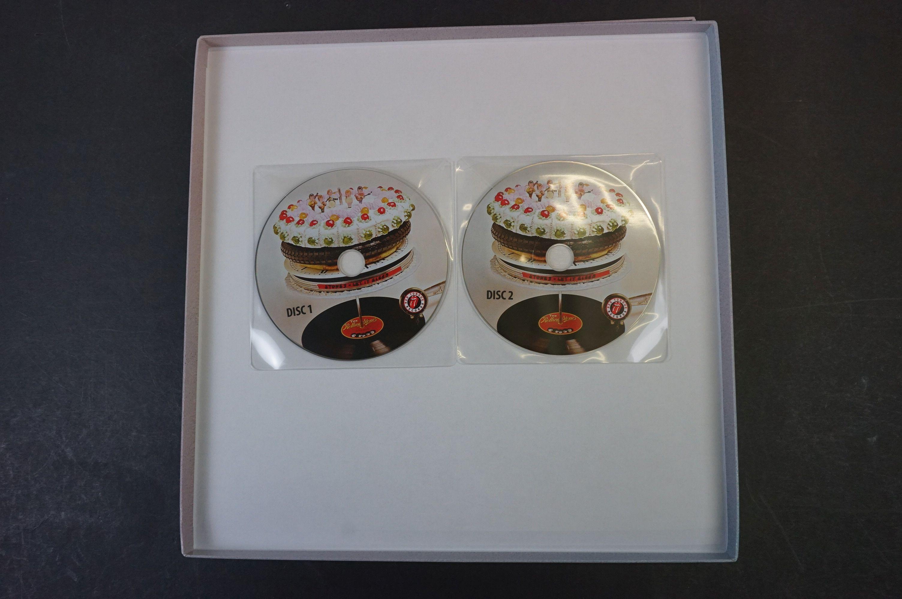 Vinyl - ltd edn The Real Alternate Album Rolling Stones Let It Bleed 3 LP / 2 CD Box Set RTR011, - Image 2 of 9