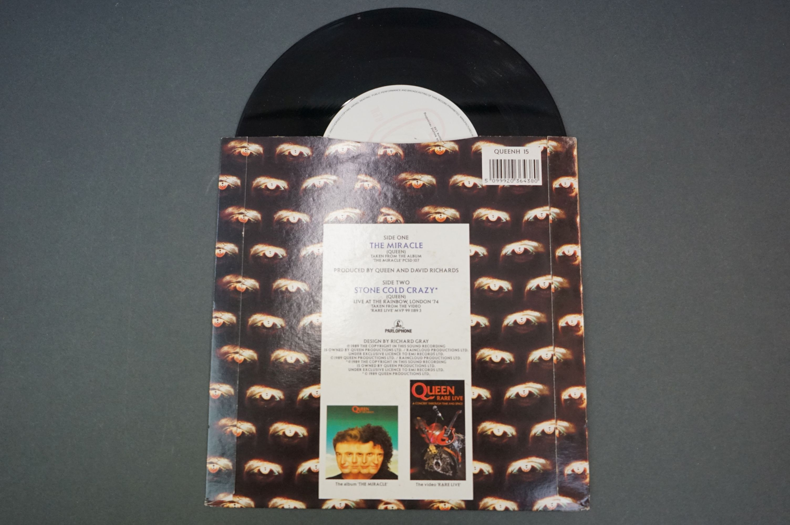 Vinyl - Queen & related collection of 7 inch singles including 12 x No One But You Ltd Edn picture - Image 9 of 11