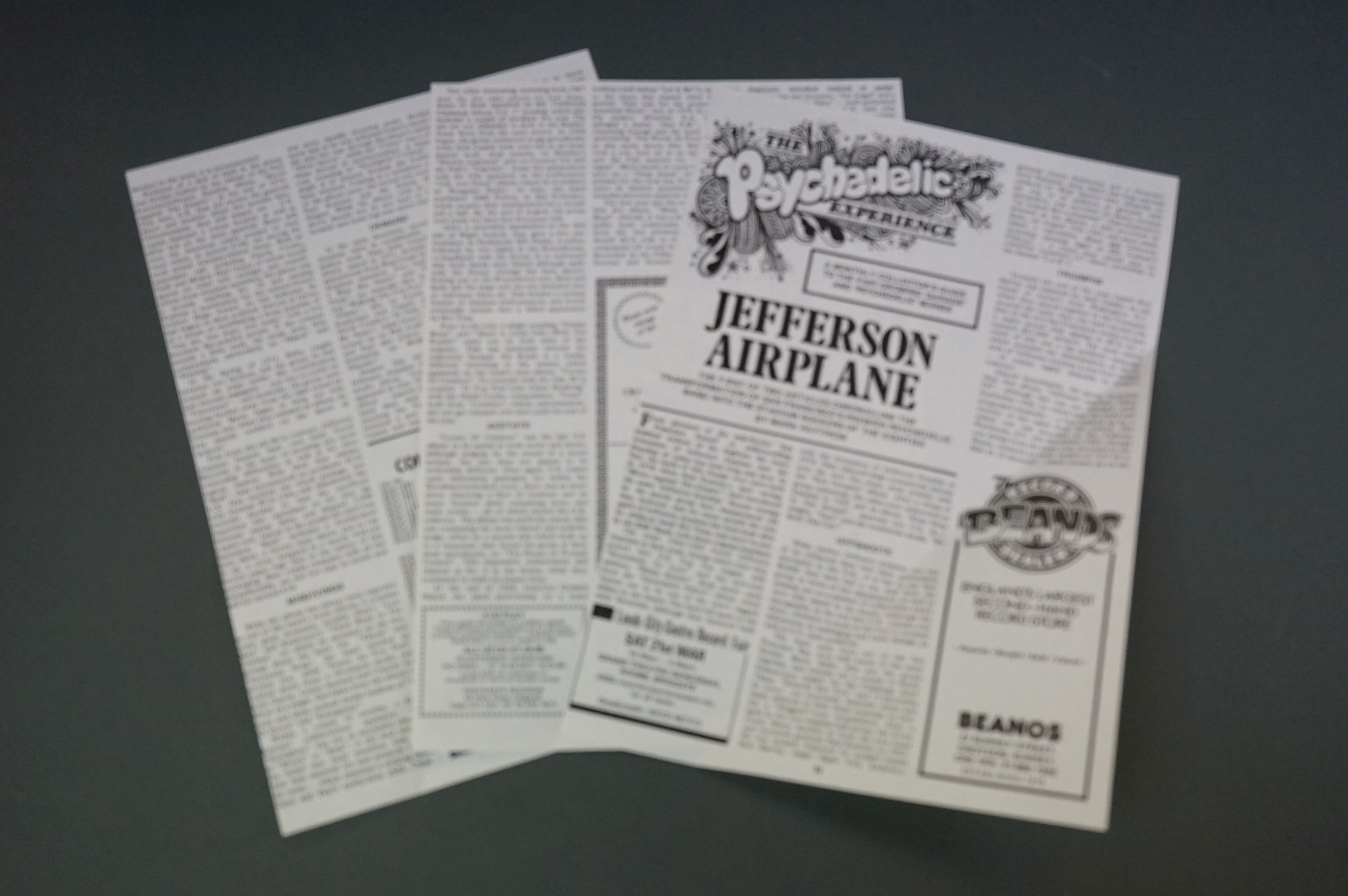 Vinyl - 10 Jefferson Airplane LPs to include Surrealistia Pillow / After Bathing at Baxter's (89301) - Image 16 of 16