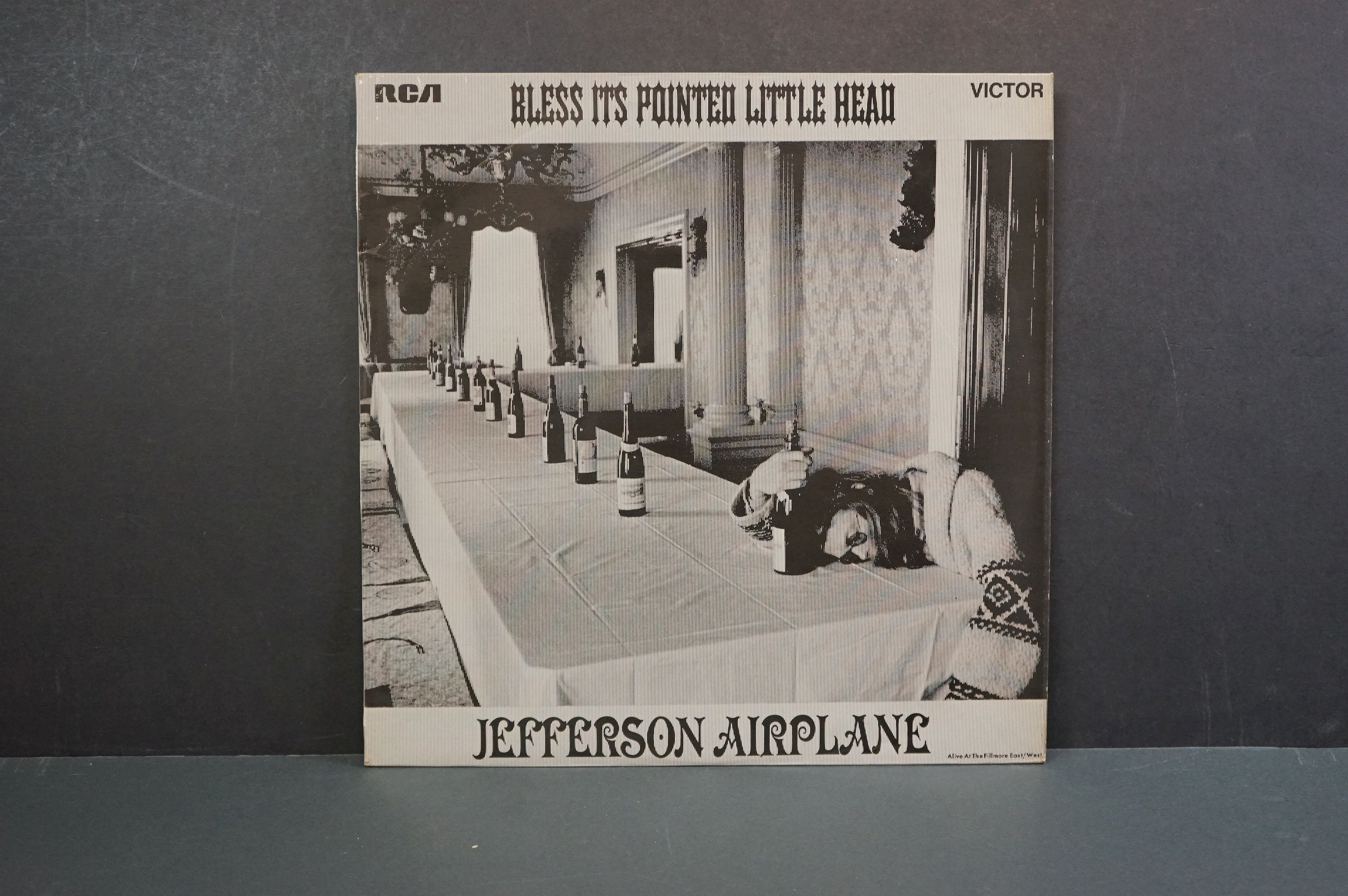 Vinyl - 10 Jefferson Airplane LPs to include Surrealistia Pillow / After Bathing at Baxter's (89301) - Image 15 of 16