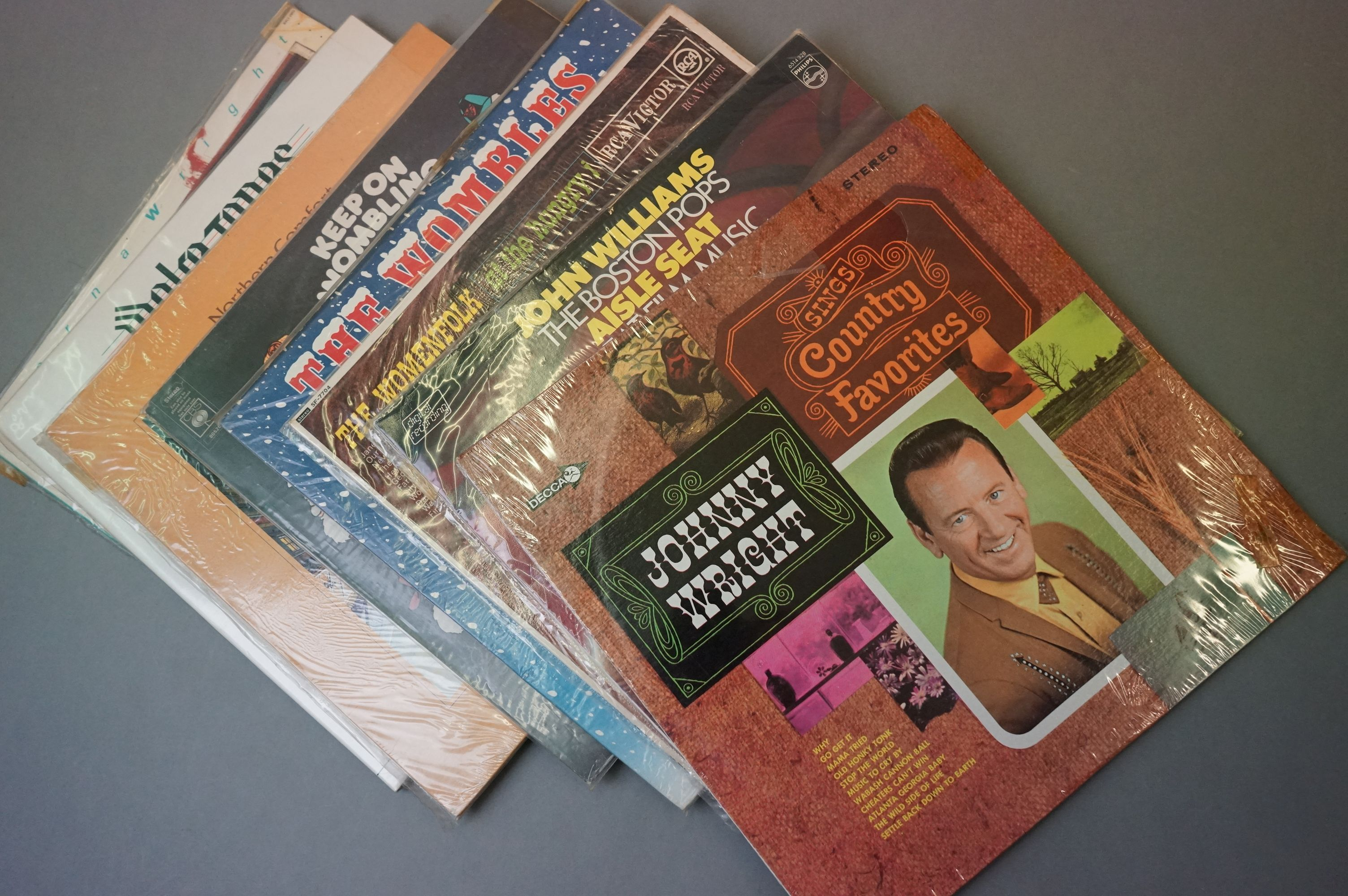 Vinyl - Over 200 LPs to include various genres featuring Link Wray, Tammy Wynette, Decca Digital, - Image 3 of 3