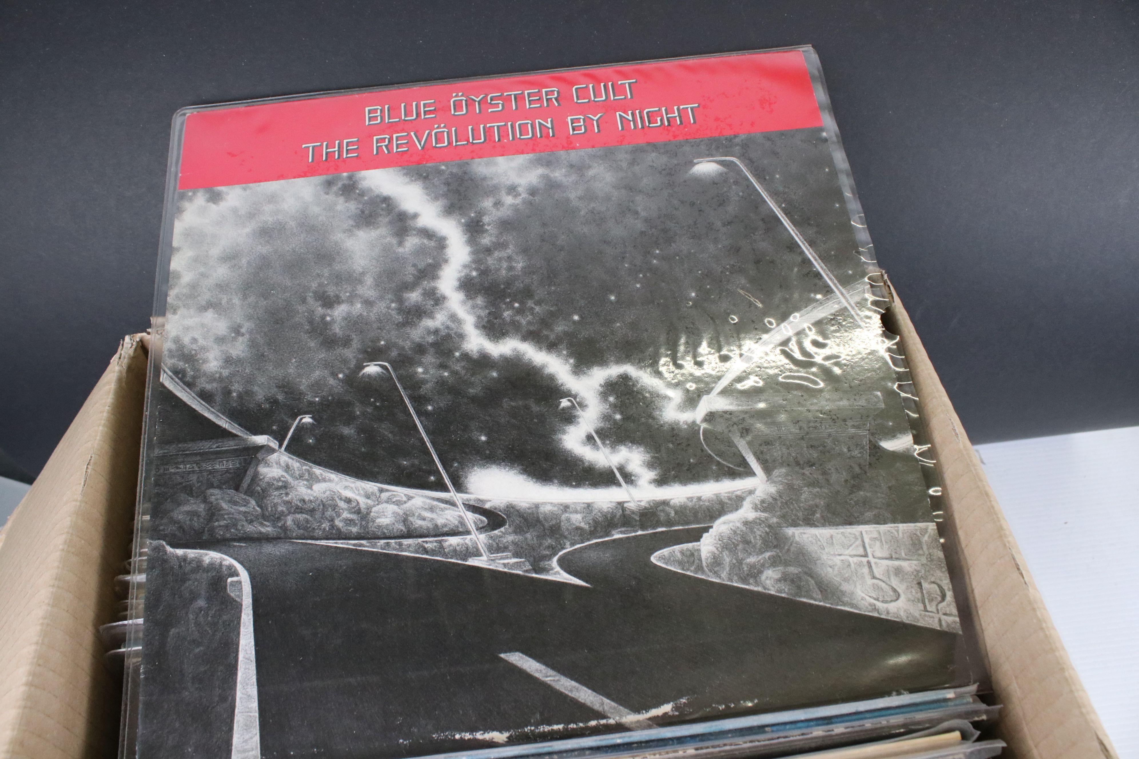 Vinyl - Around 65 US Rock LPs to include Rush, Todd Rundgren, Kiss, Steeley Dan, Lone Star etc, - Image 6 of 9
