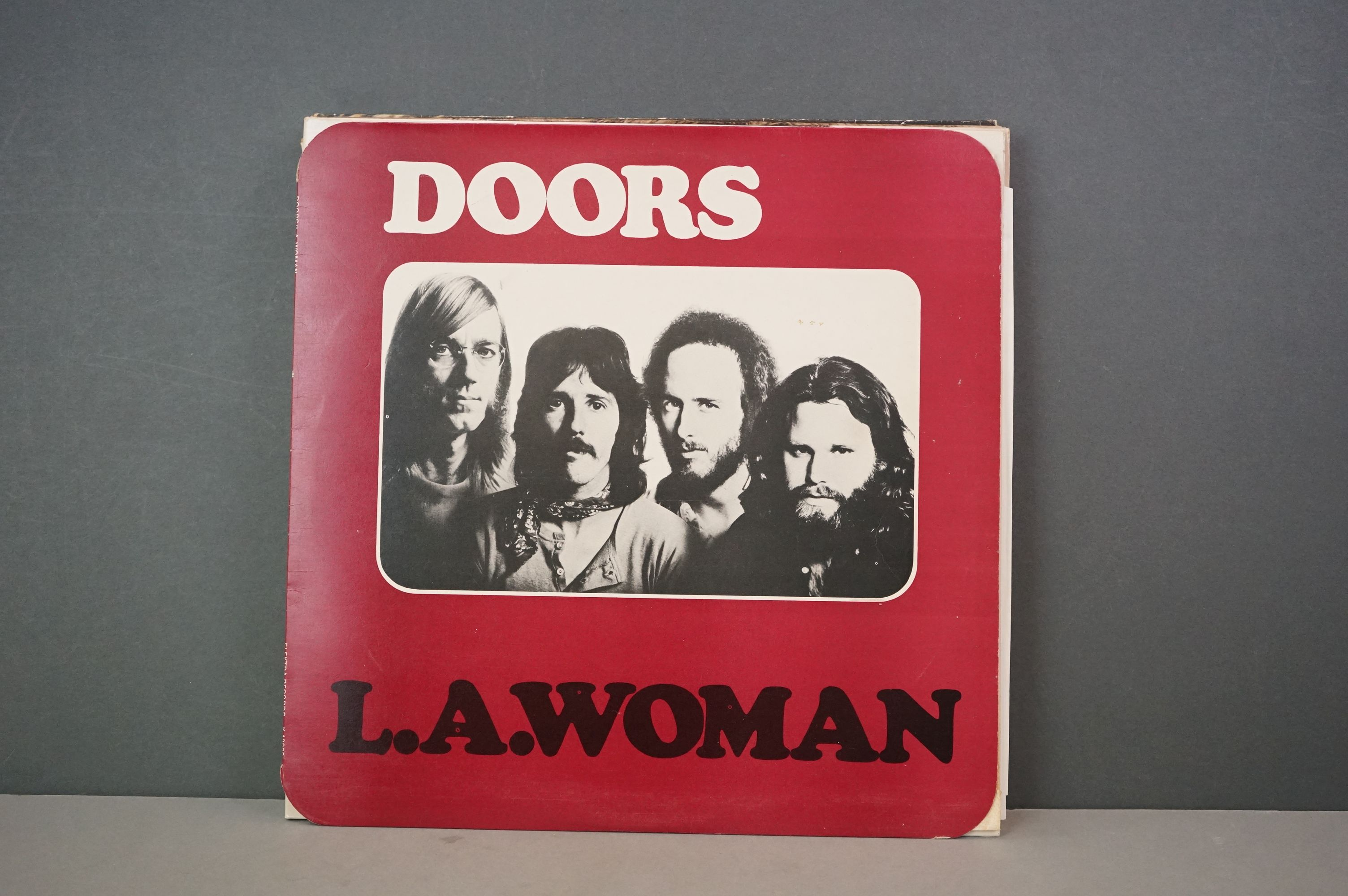 Vinyl - Sixteen The Doors vinyl LP's to include Waiting For The Sun (Elektra Records EKS 74024), The - Image 11 of 17