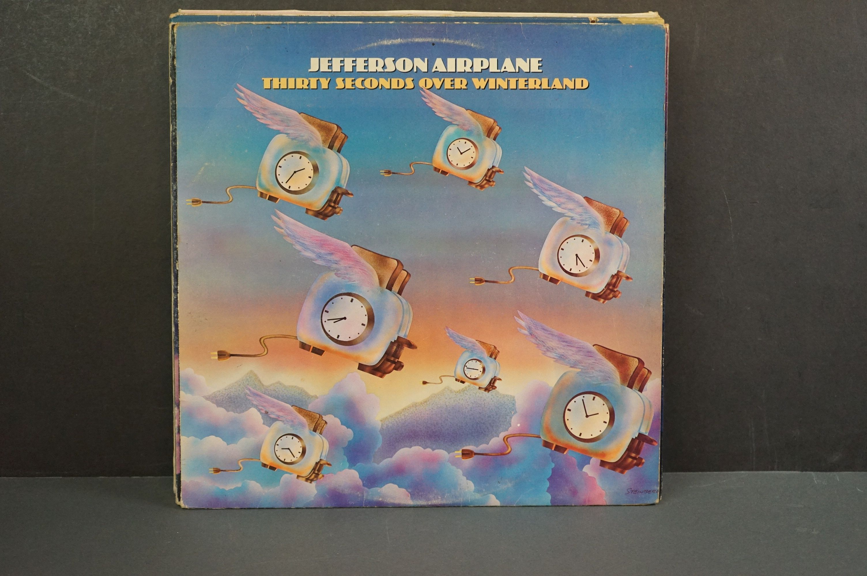 Vinyl - 10 Jefferson Airplane LPs to include Surrealistia Pillow / After Bathing at Baxter's (89301) - Image 3 of 16