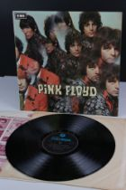 Vinyl - Pink Floyd The Piper at the Gates of Dawn LP on Columbia SX6157 mono, blue/black label