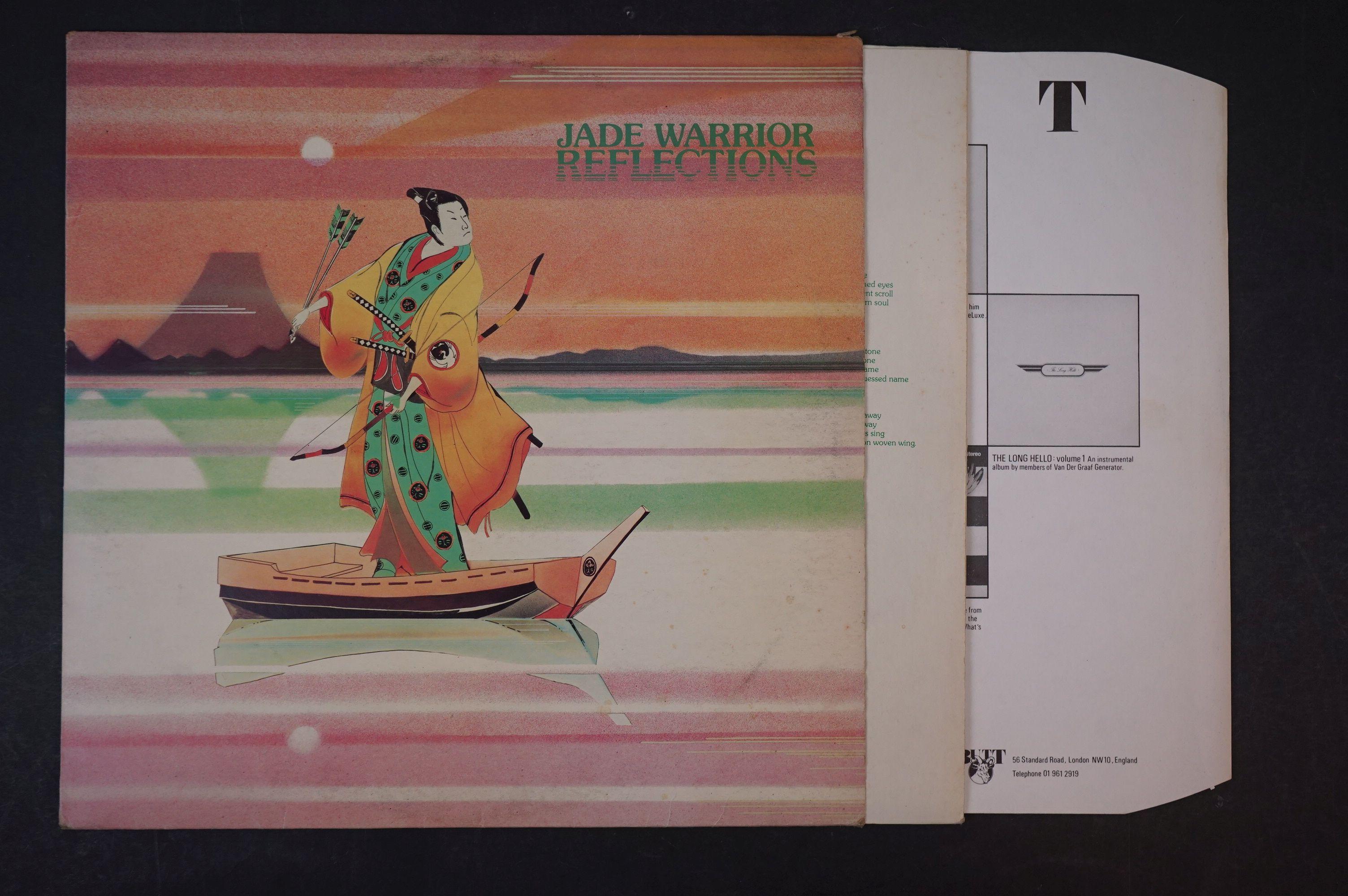 Vinyl - Four Jade Warrior LPs to include Last Autumn Dream LP on Vertigo Deluxe 6360079 gatefold - Image 3 of 9