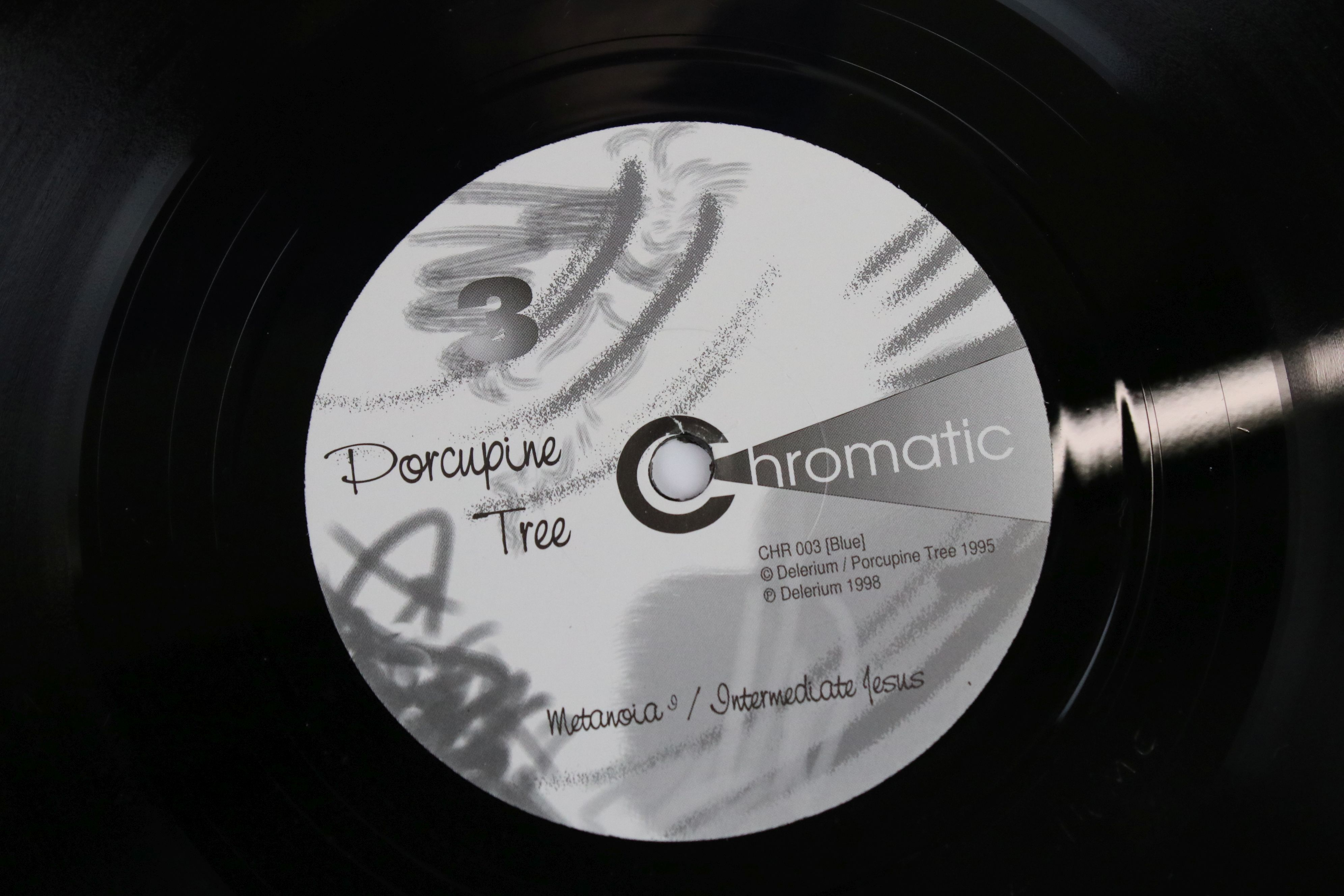 """Vinyl - Porcupine Tree, Metanoia, limited edition 10"""" double LP, Chromatic CHR 003, in original - Image 3 of 5"""