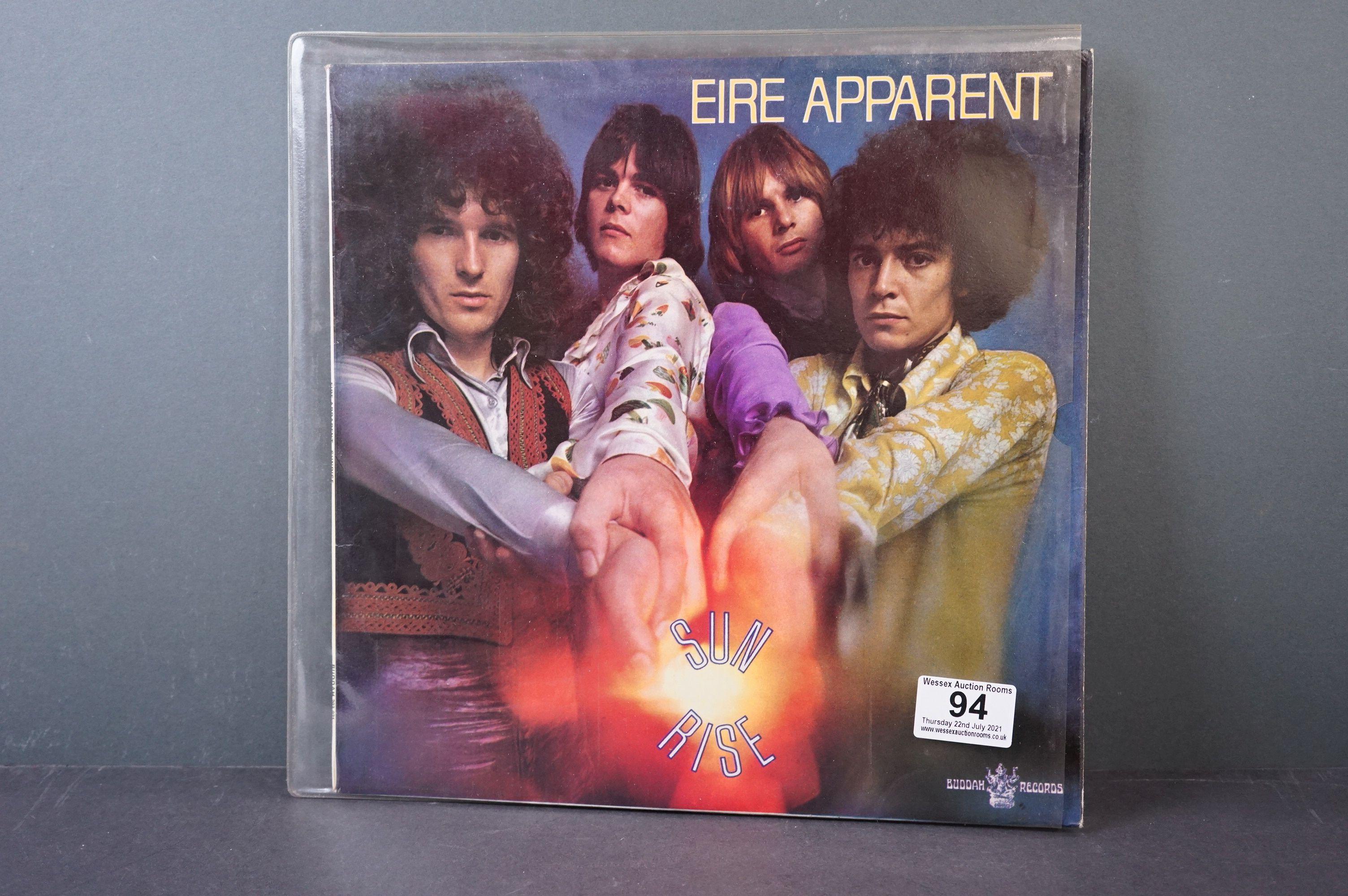 Vinyl - Psych - Eire Apparent - Sunrise (UK 1969,?Buddha Records) Produced by Jimi Hendrix vg+