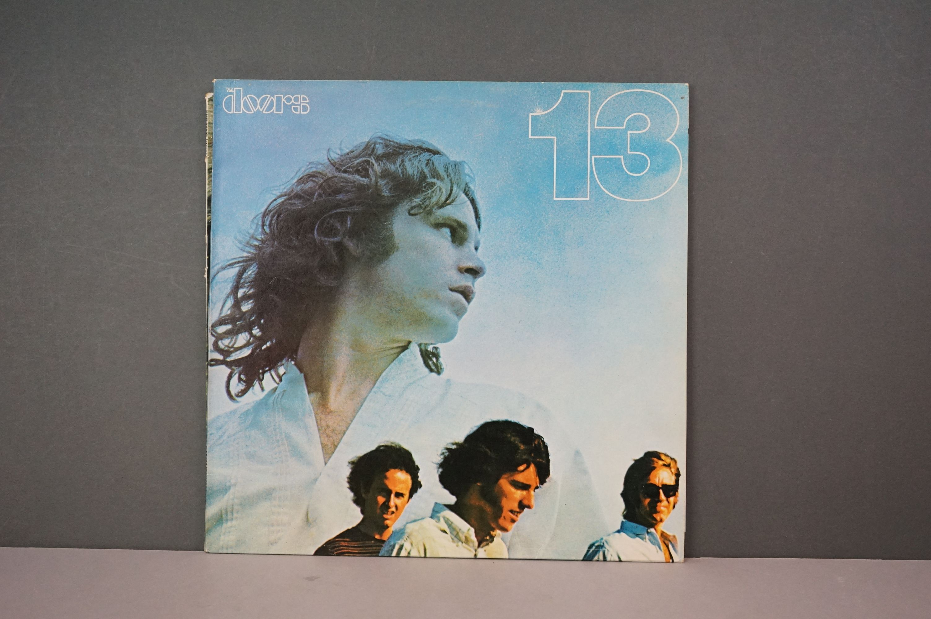 Vinyl - Sixteen The Doors vinyl LP's to include Waiting For The Sun (Elektra Records EKS 74024), The - Image 16 of 17