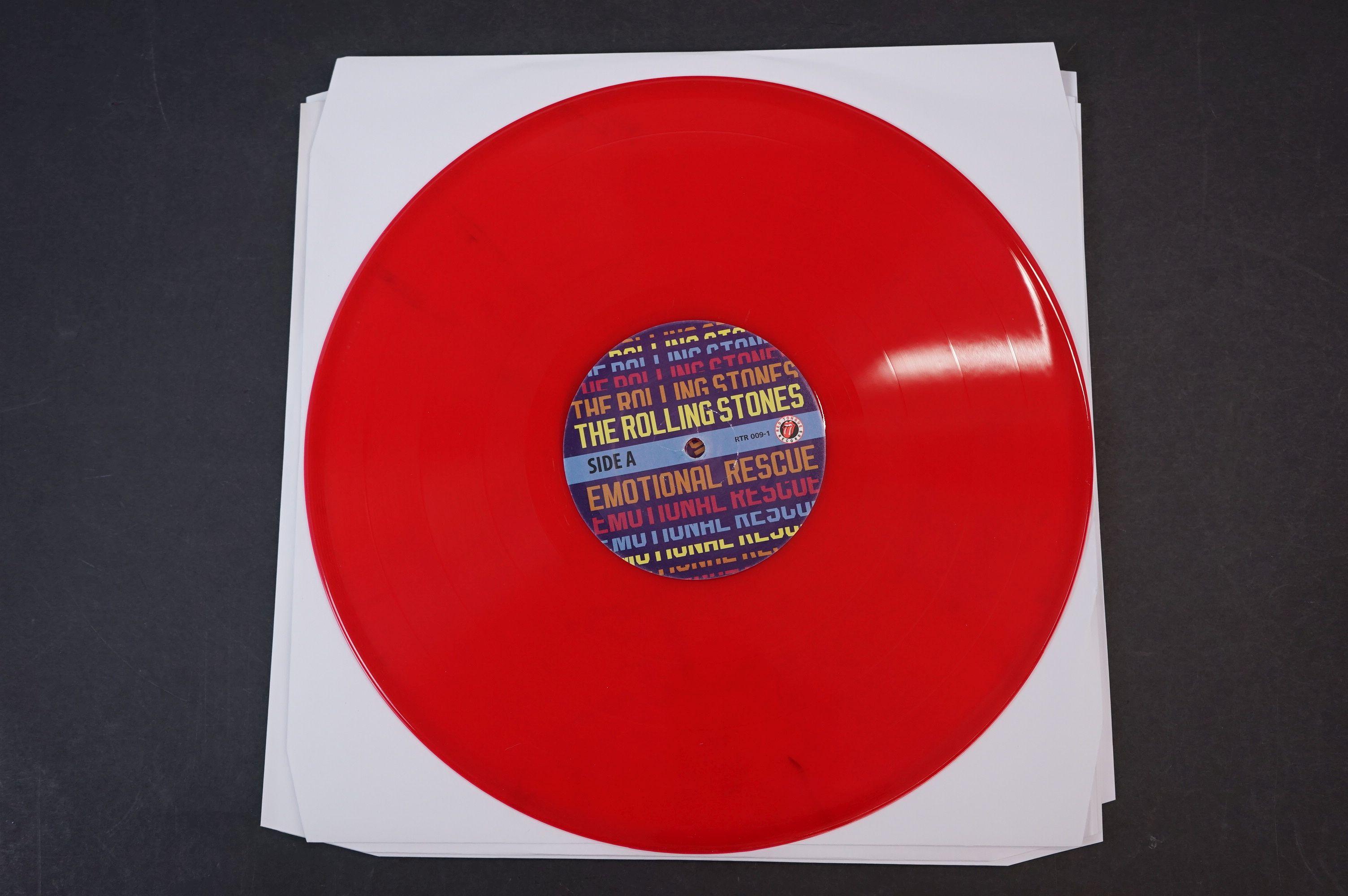 Vinyl - ltd edn The Real Alternate Album Rolling Stones Emotional Rescue 4 LP / 2 CD Box Set, - Image 6 of 12
