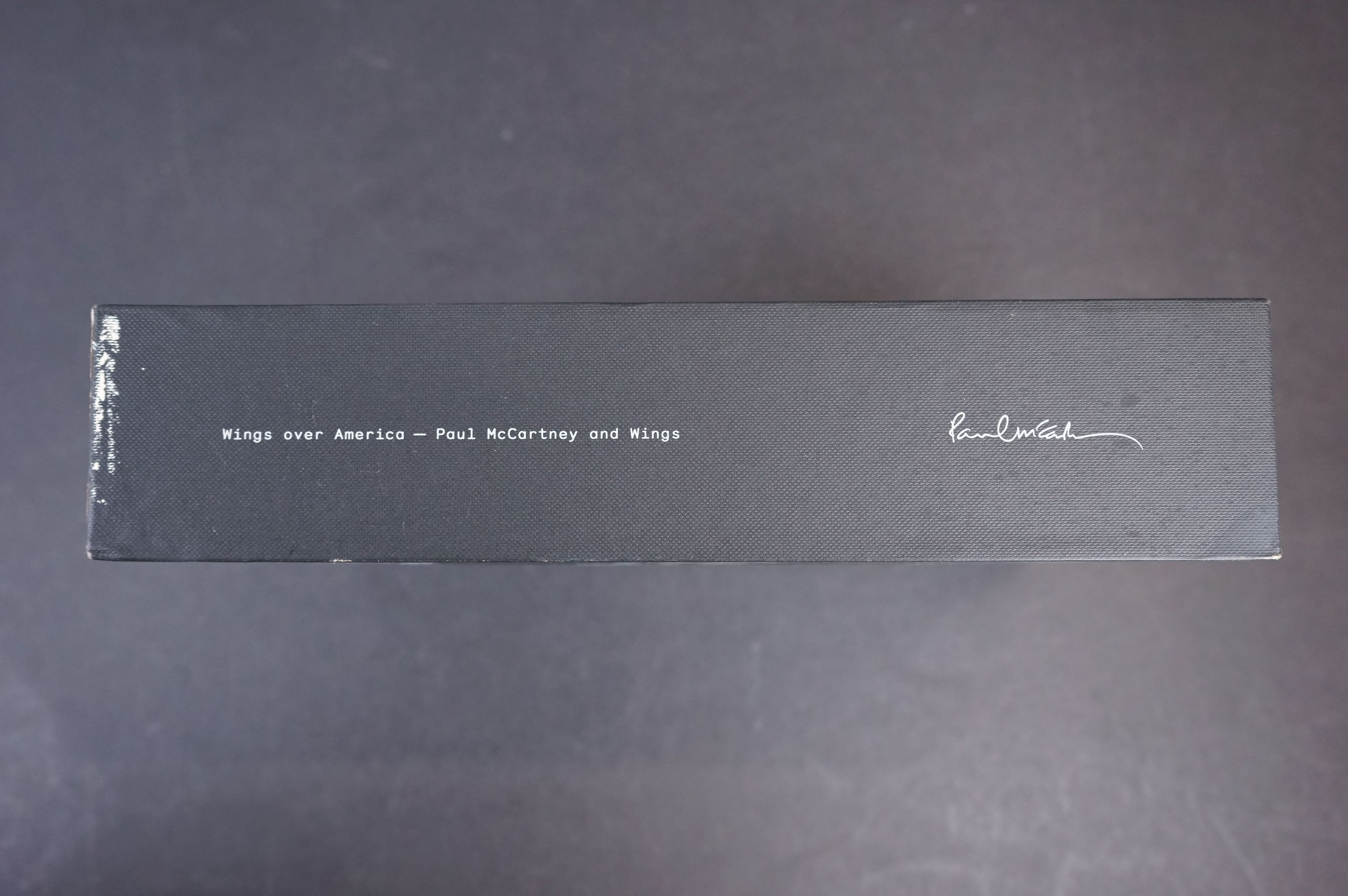 Box Set - Paul McCartney & Wings - Wings Over America numbered box set (03555) deluxe box set, ex - Image 17 of 18