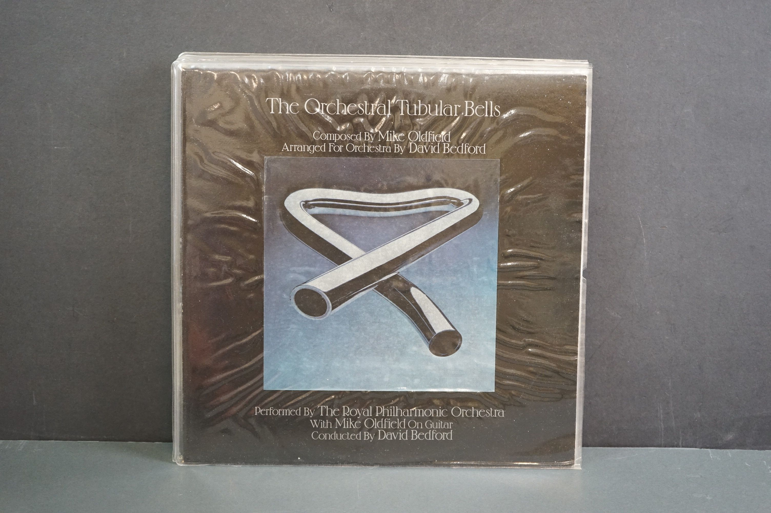 Vinyl - 14 Mike Oldfield LPs to include Tubular Bells, Five Miles Out, Best Of, Discovery etc, - Image 7 of 15