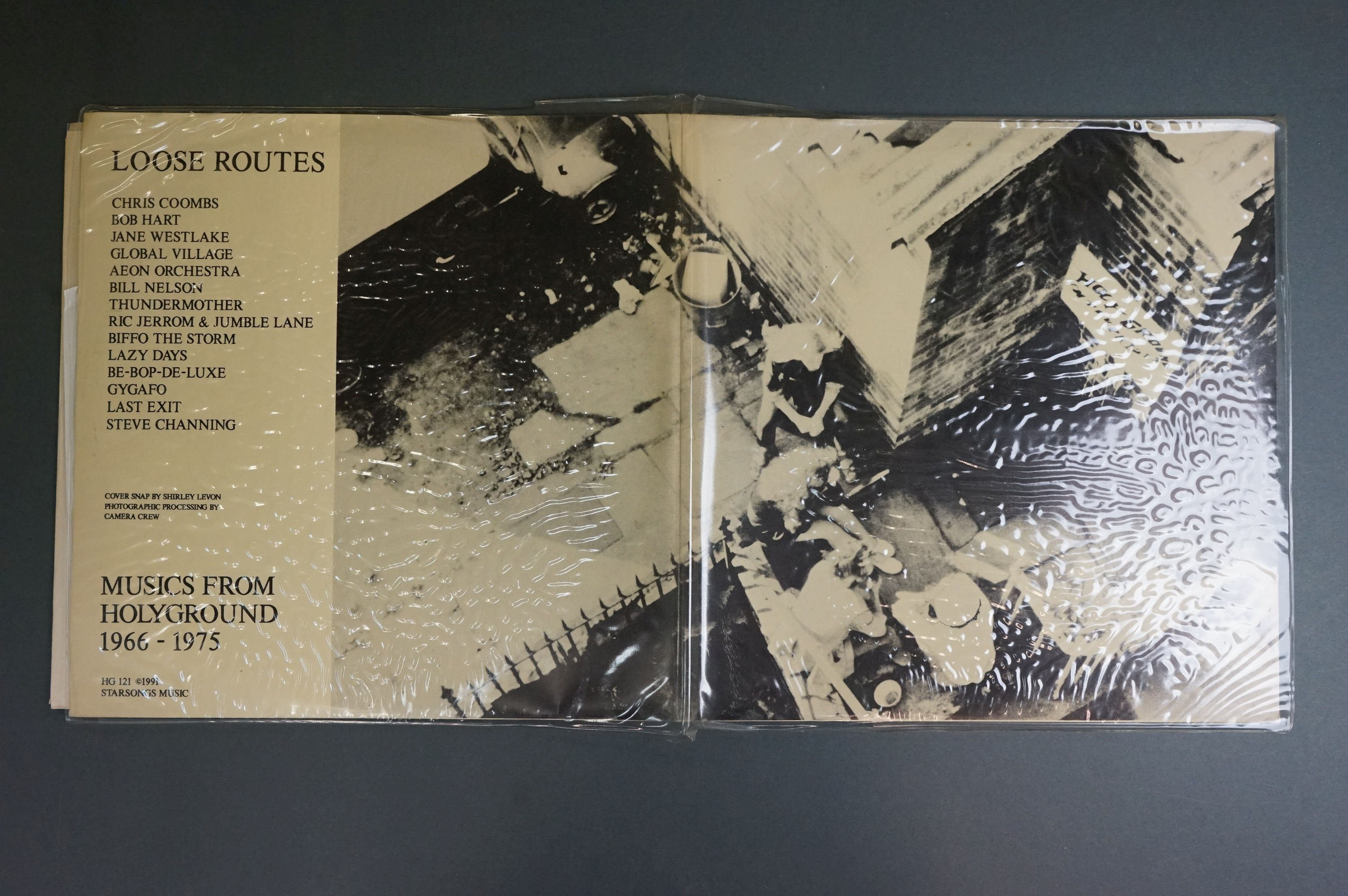 Vinyl - Compilation Loose Routers Music From Holyground 1966-1975 MG121 Double Album, 1991 - Image 6 of 6