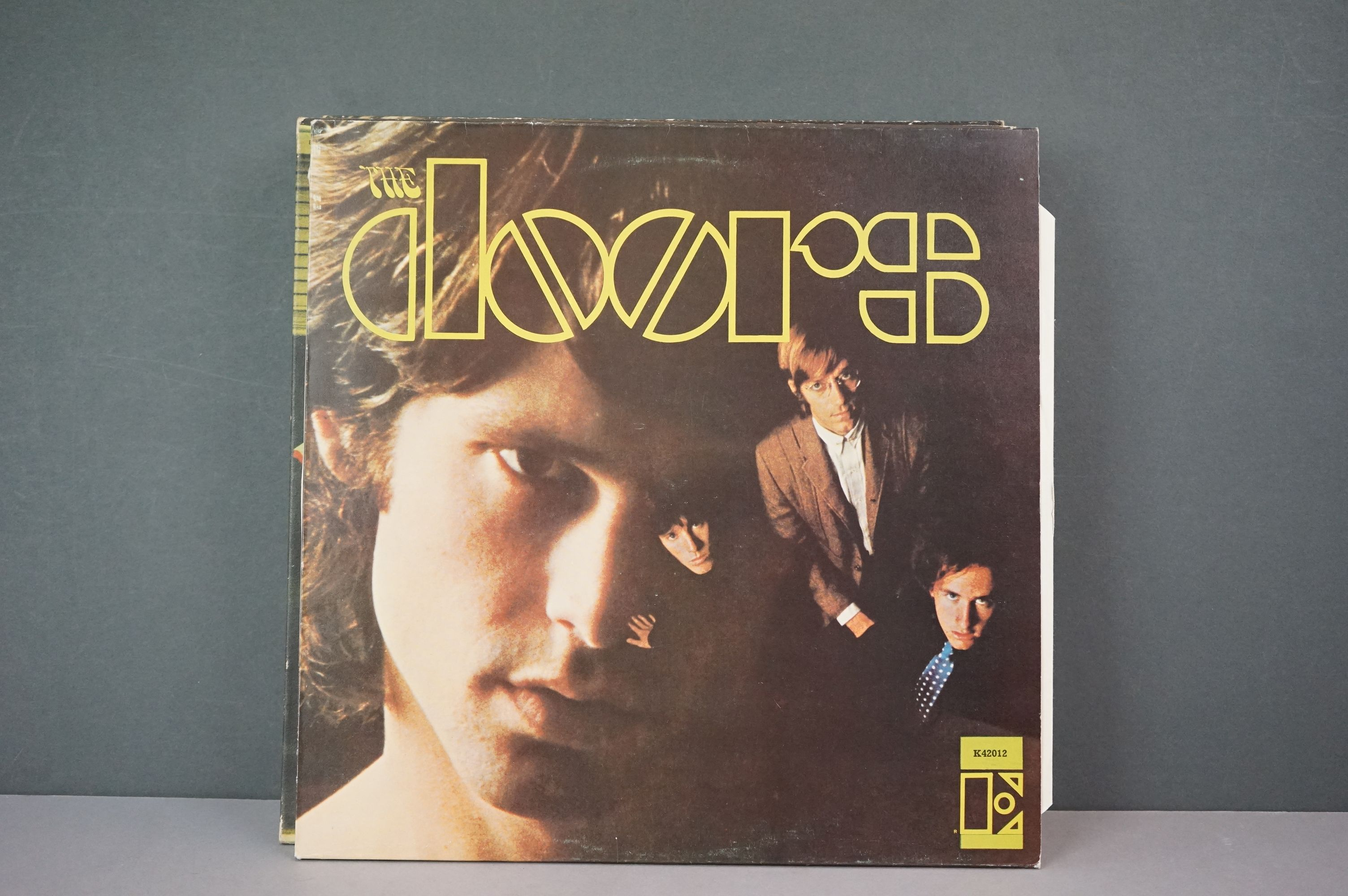 Vinyl - Sixteen The Doors vinyl LP's to include Waiting For The Sun (Elektra Records EKS 74024), The - Image 4 of 17