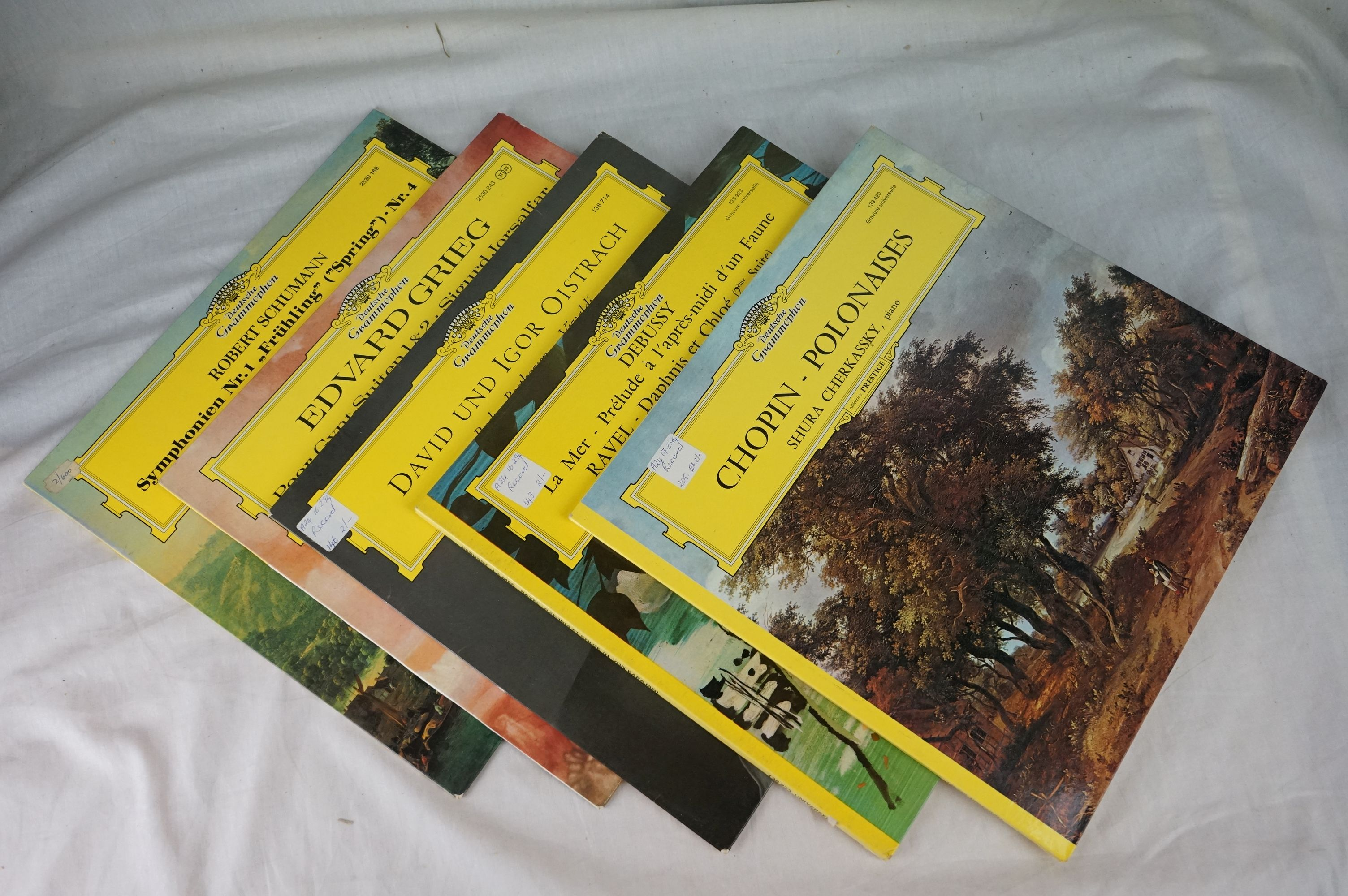 Vinyl - Classical approx 40 LP's to include several Deutsche Grammophon releases. Condition of - Image 3 of 5