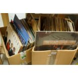 """Vinyl - Approx 80 vinyl LP's and 12"""" Singles mainly rock and pop to include Elton John, Blondie,"""