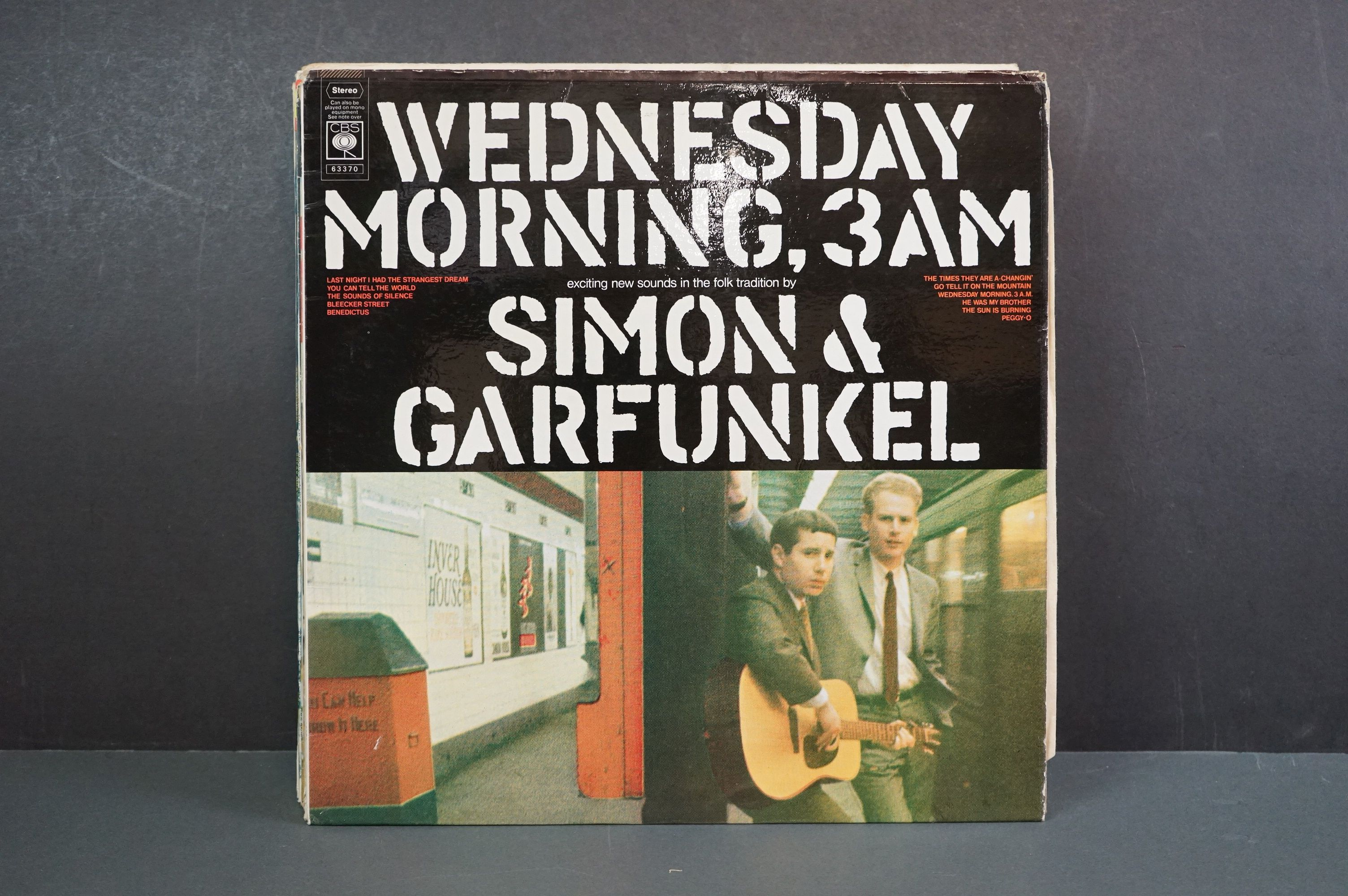 Vinyl - Around 15 Simon & Garfunkel and solo LPs to include Still Crazy After All These Years, - Image 3 of 17