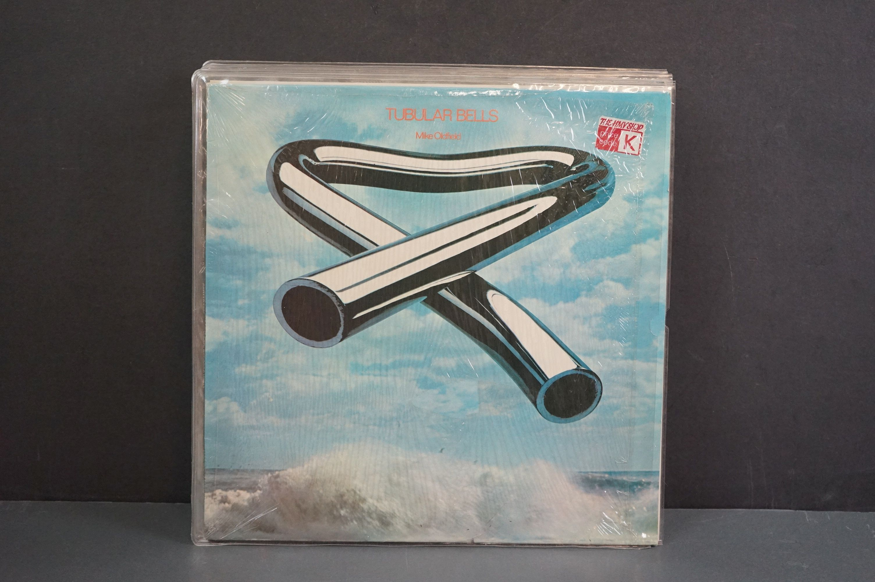 Vinyl - 14 Mike Oldfield LPs to include Tubular Bells, Five Miles Out, Best Of, Discovery etc, - Image 2 of 15