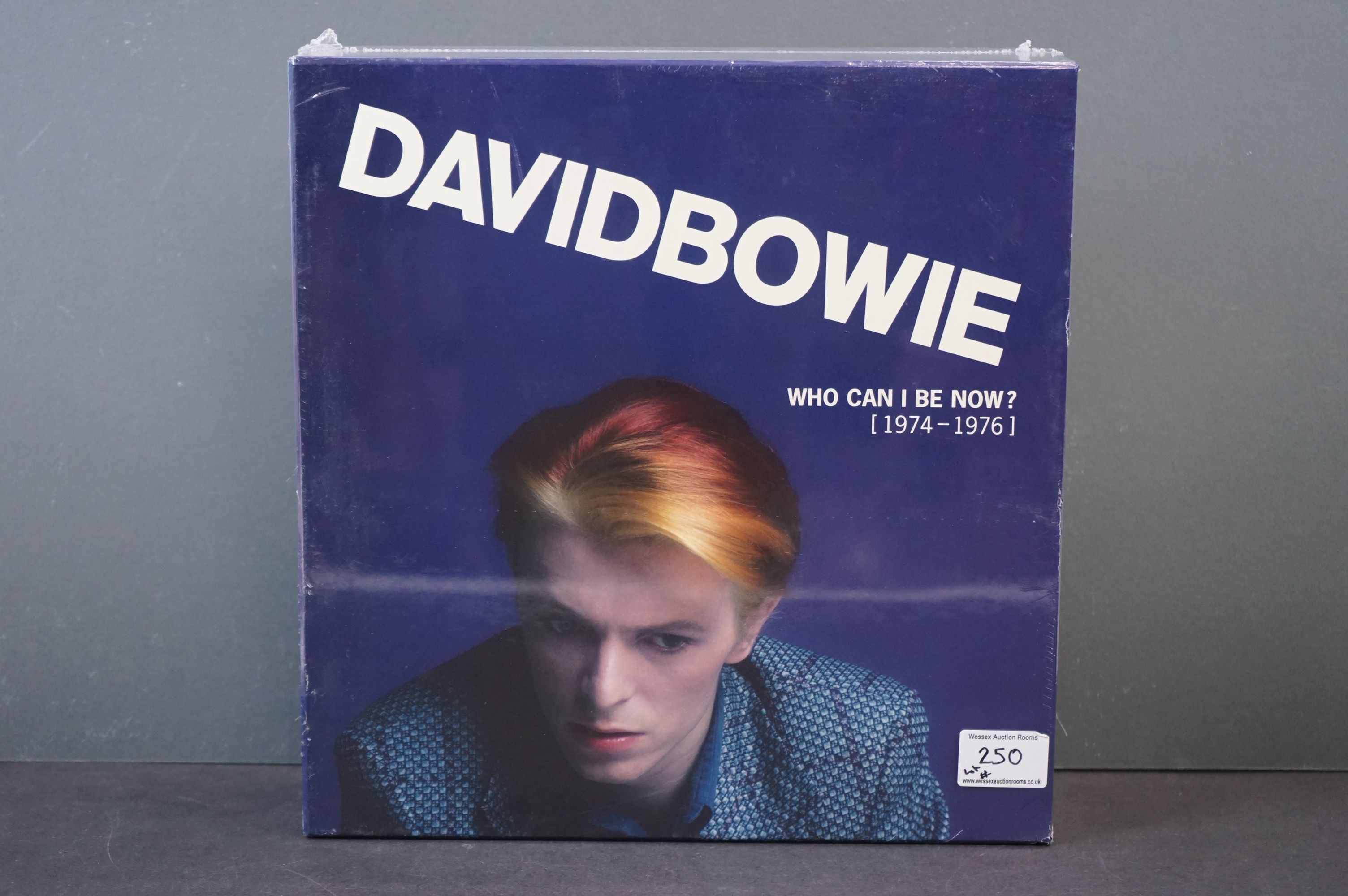 Vinyl - David Bowie Who Can I Be Now? (1974-1976) 9 LP Box Set DBXL2, sealed
