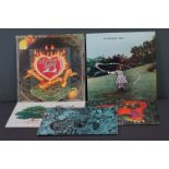 Vinyl - Psych / Prog - Five long?deleted 80's reissues of UK Psych / Prog albums to include?